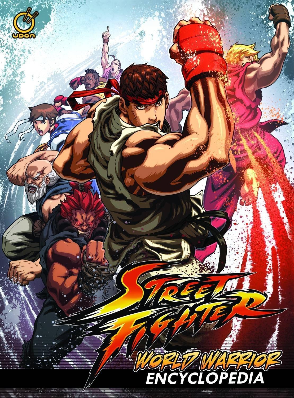 Street Fighter - World Warrior Encyclopedia