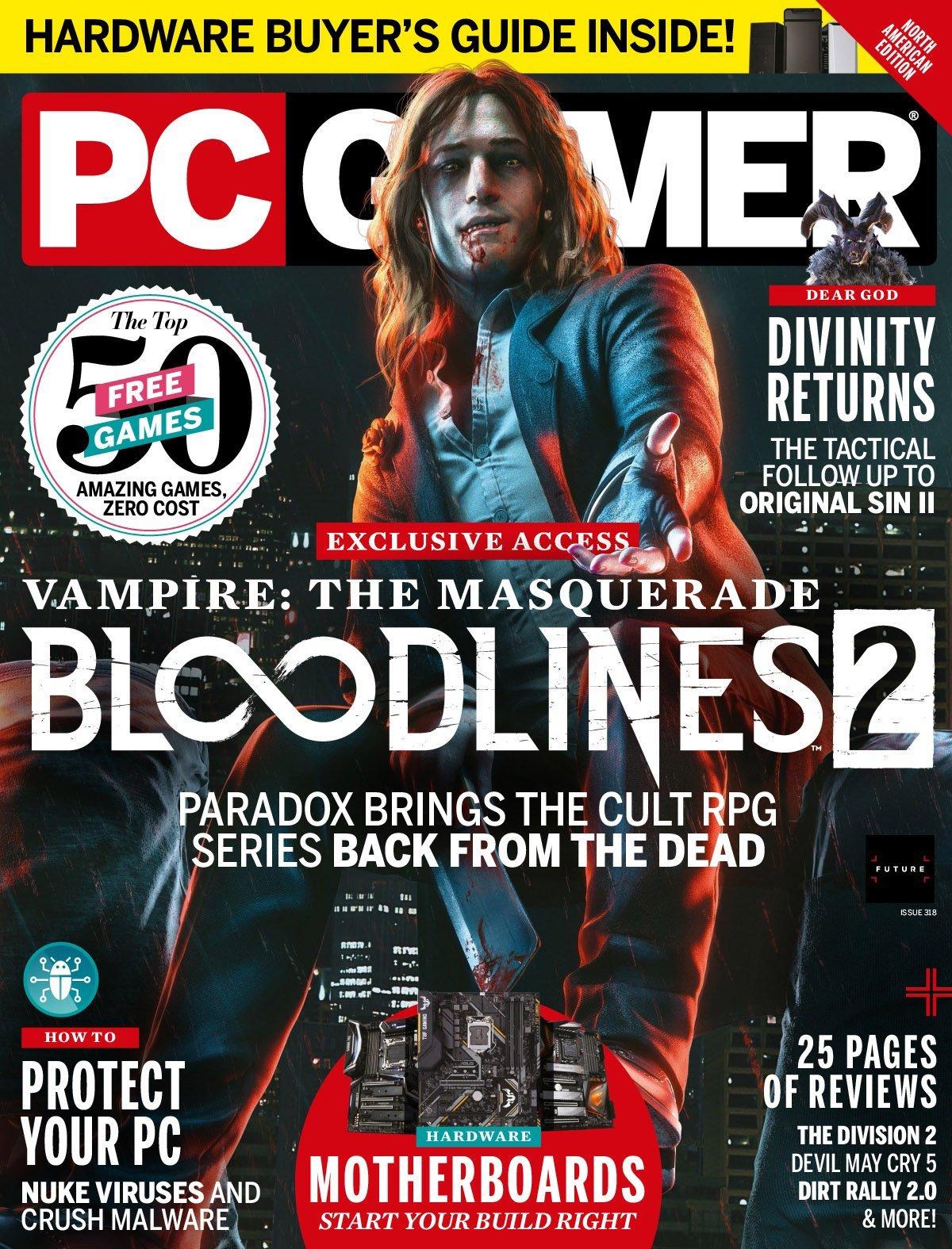 PC Gamer Issue 318 (June 2019)