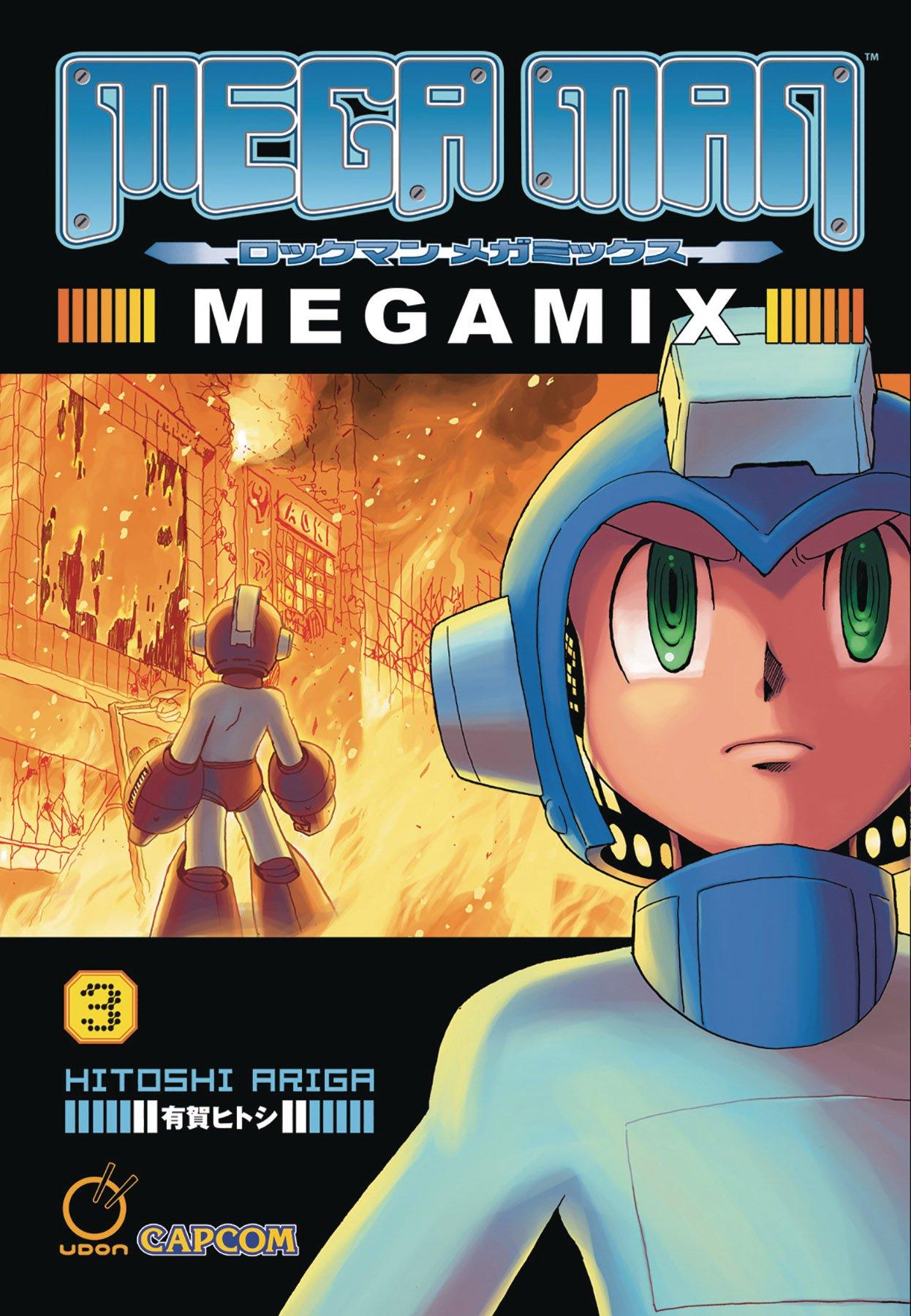 Mega Man Megamix Vol.3