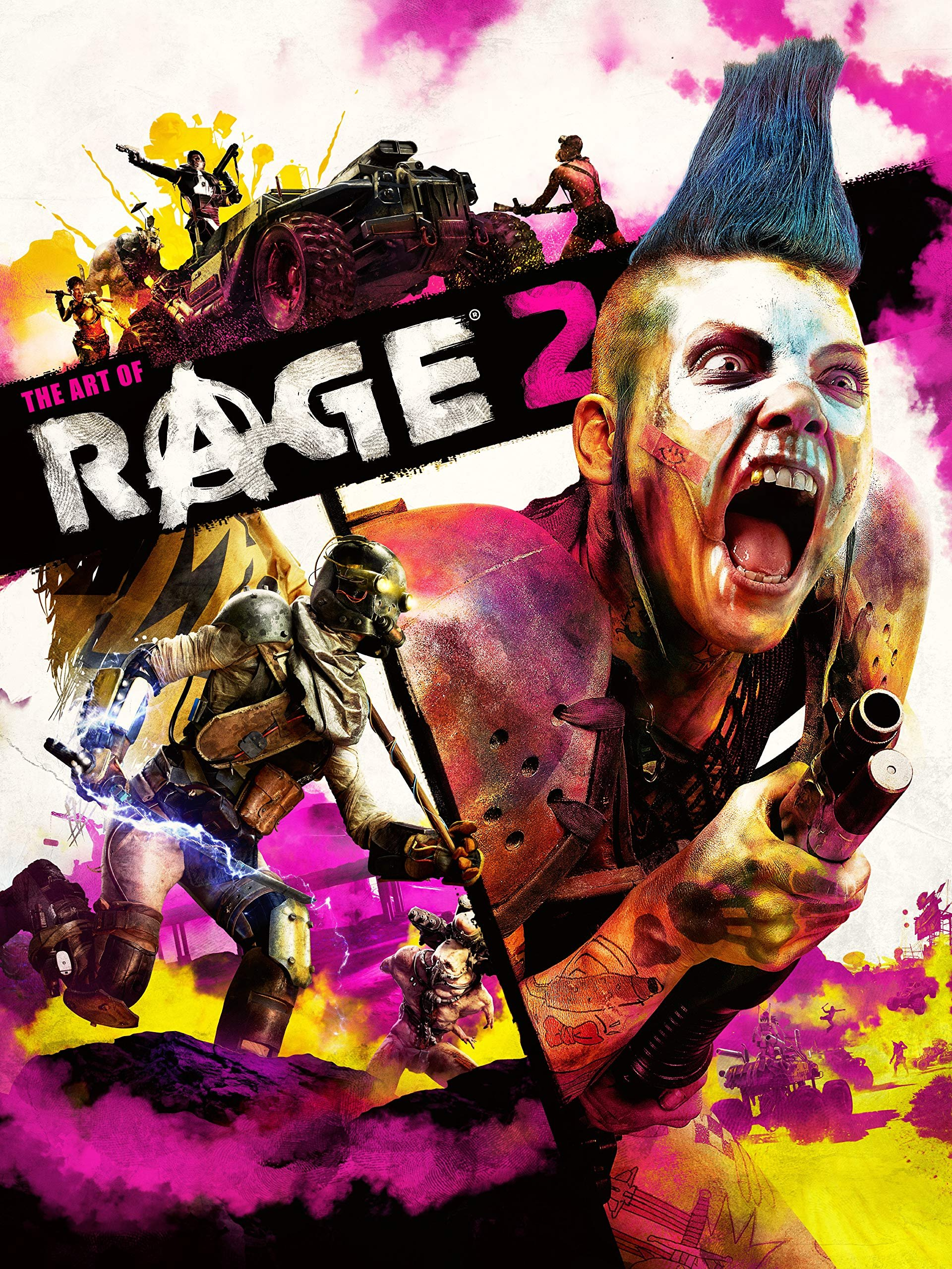 Rage - The Art of Rage 2