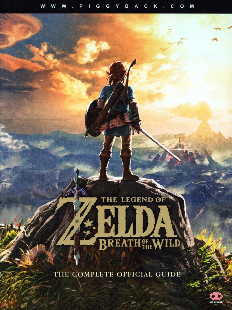 Legend of Zelda, The: Breath of the Wild - The Complete Official Guide