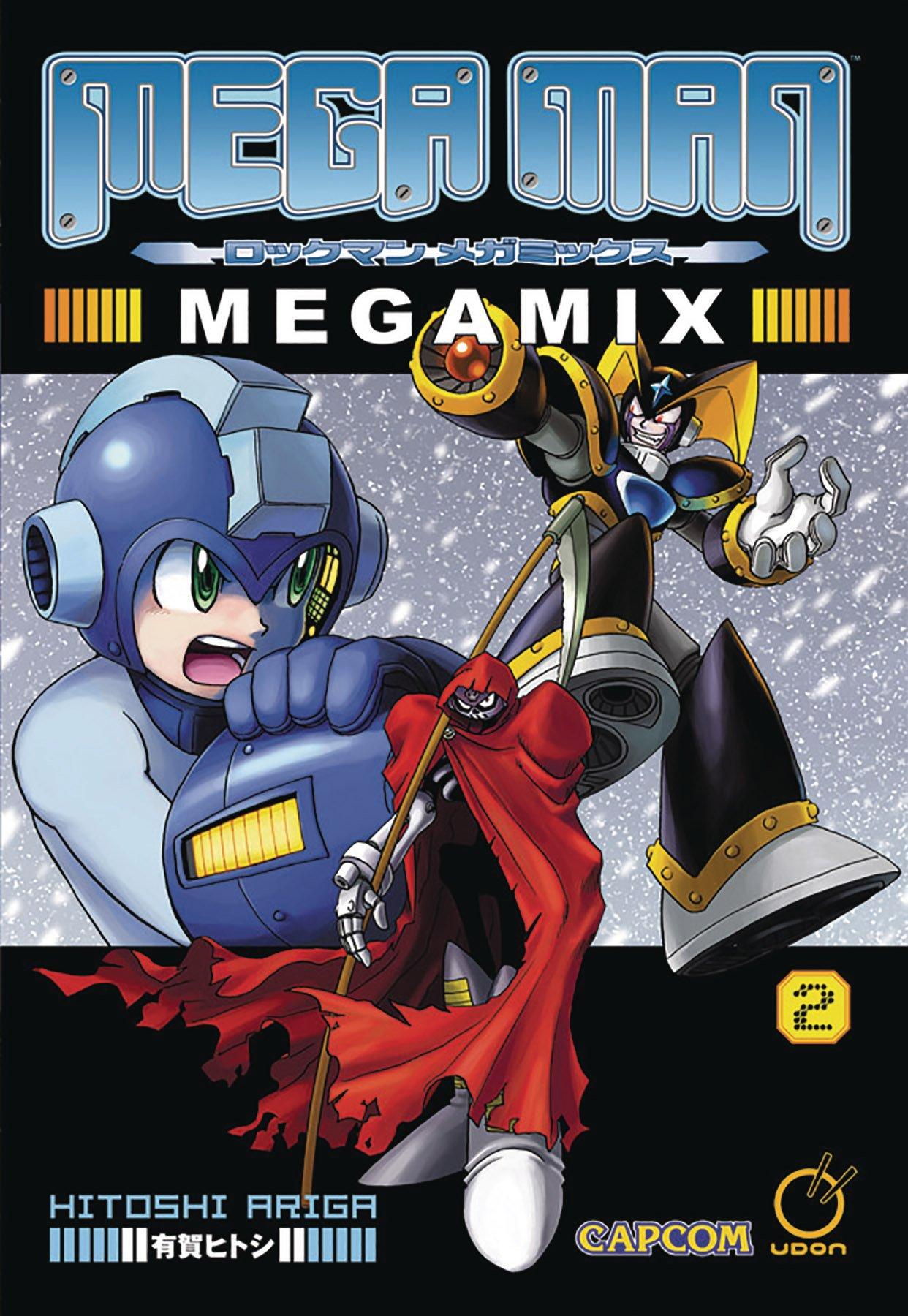 Mega Man Megamix Vol.2