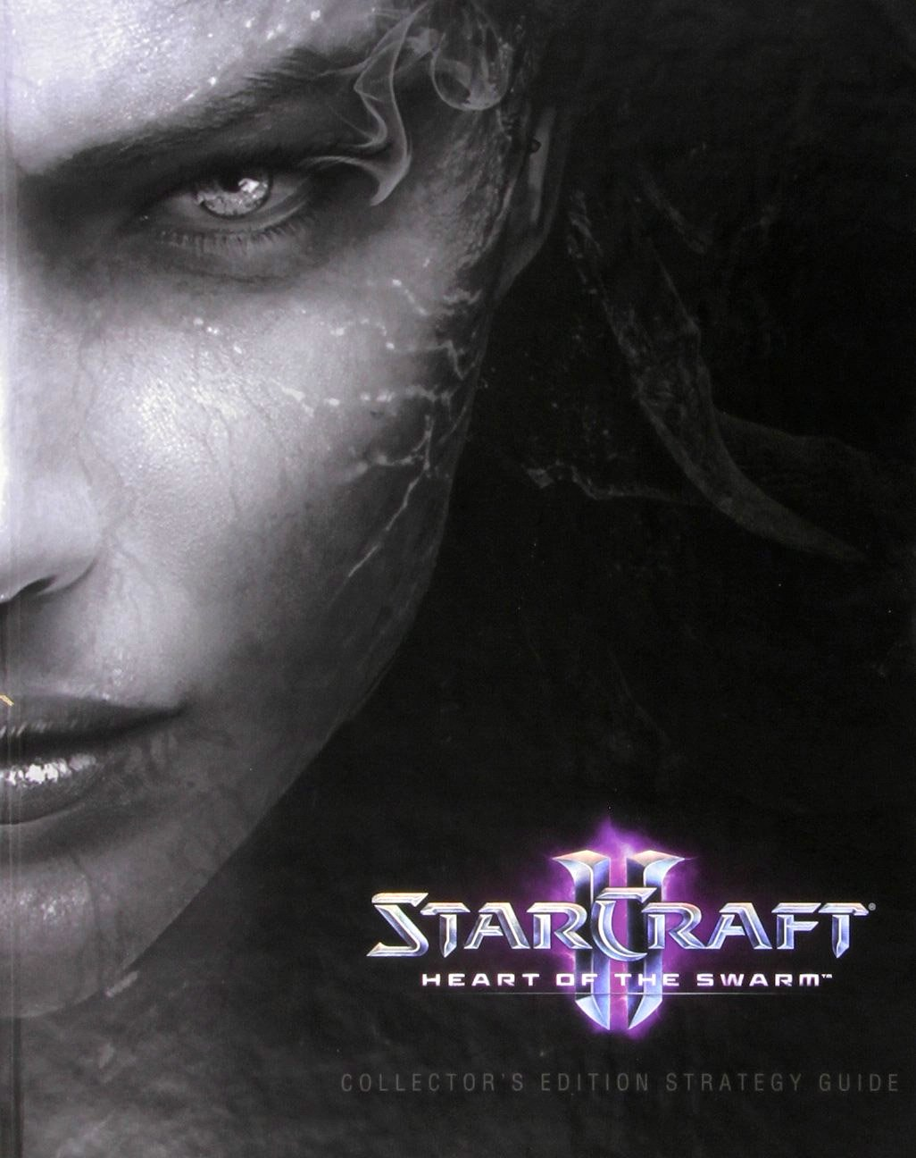 Starcraft II: Heart of the Storm - Collector's Edition Strategy Guide