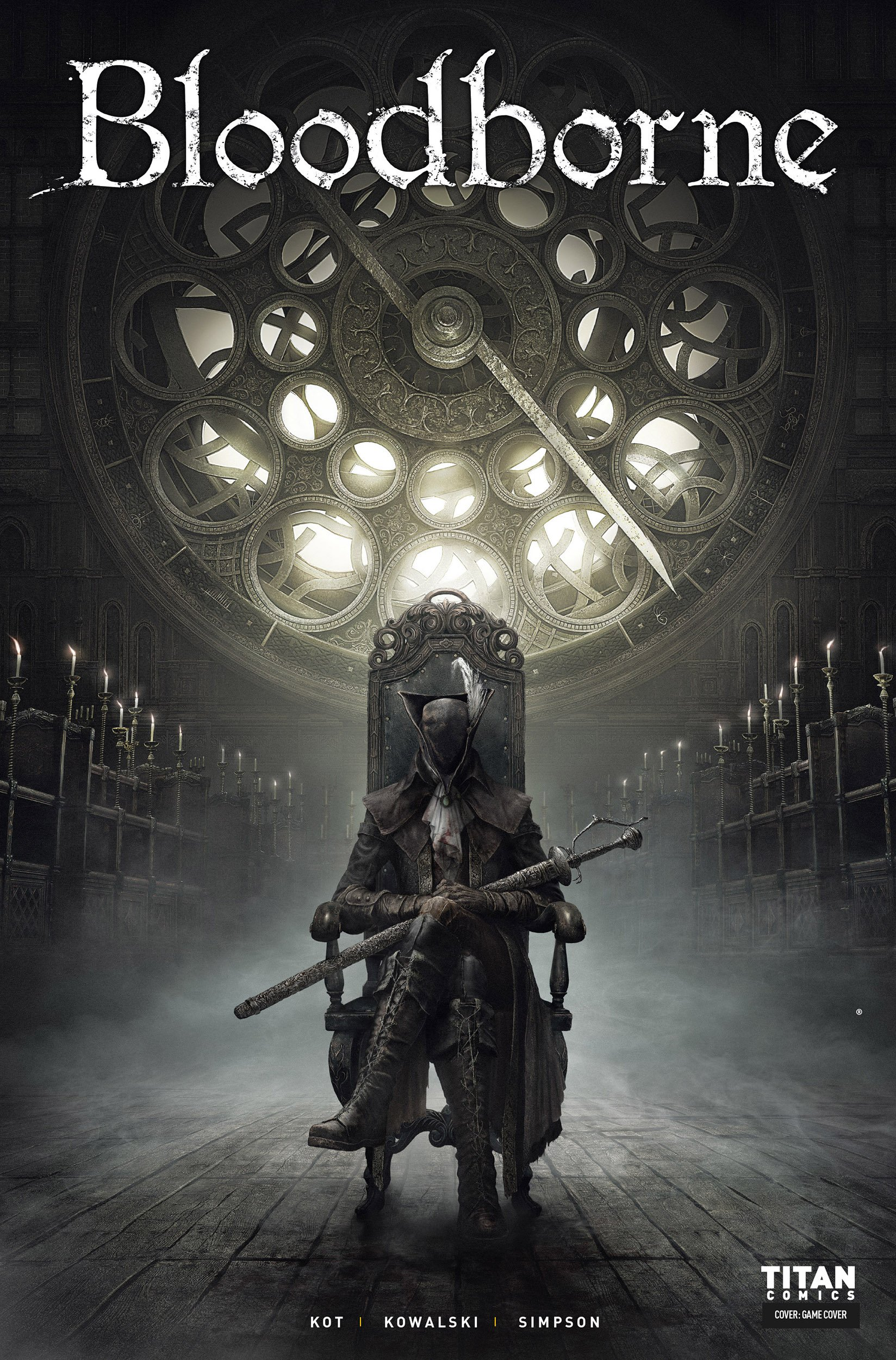 Bloodborne 004 (May 2018) (cover b)