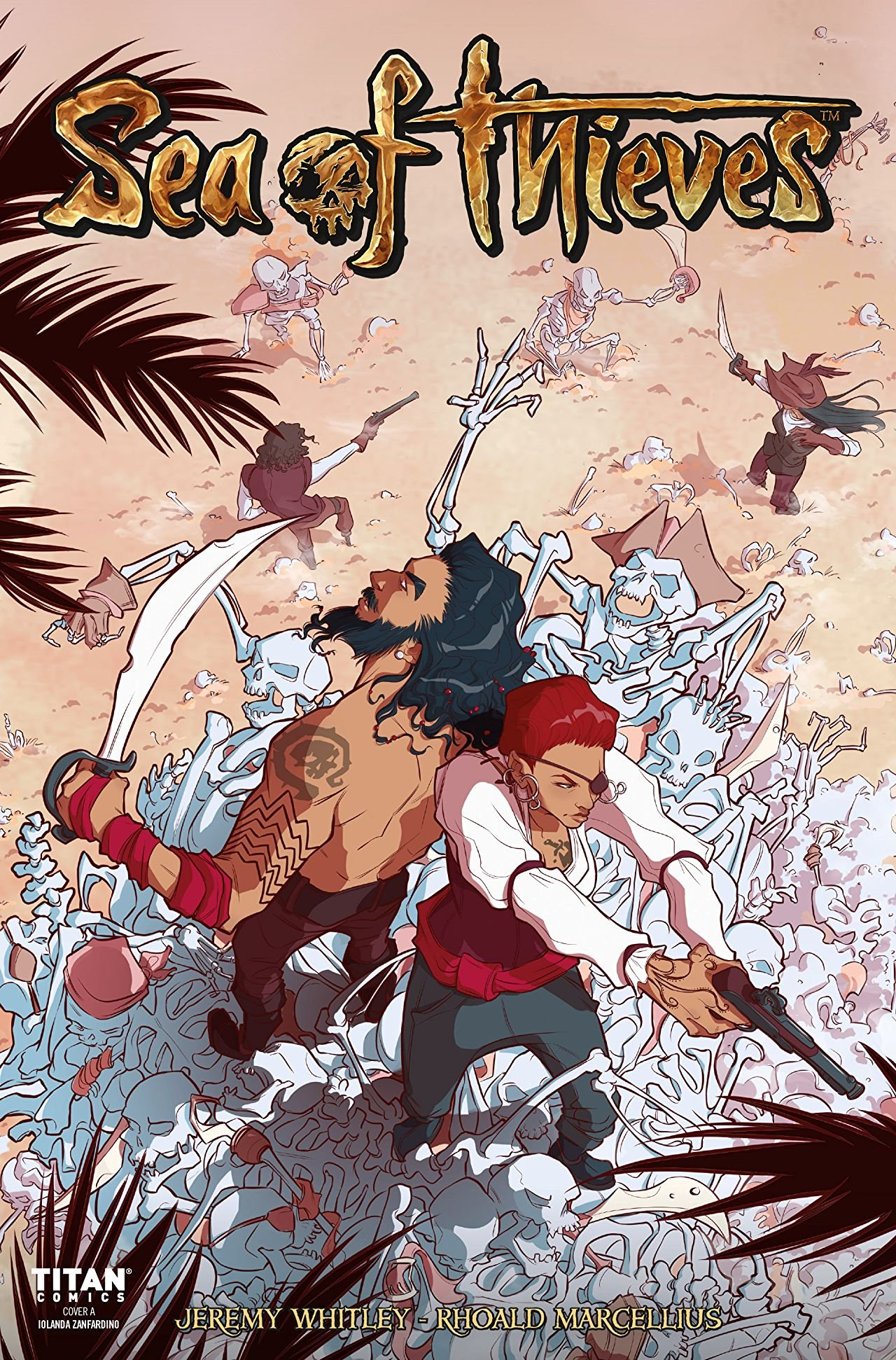 Sea of Thieves 03 (June 2018) (cover a)