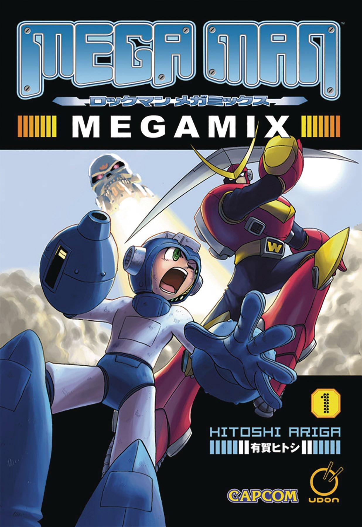 Mega Man Megamix Vol.1