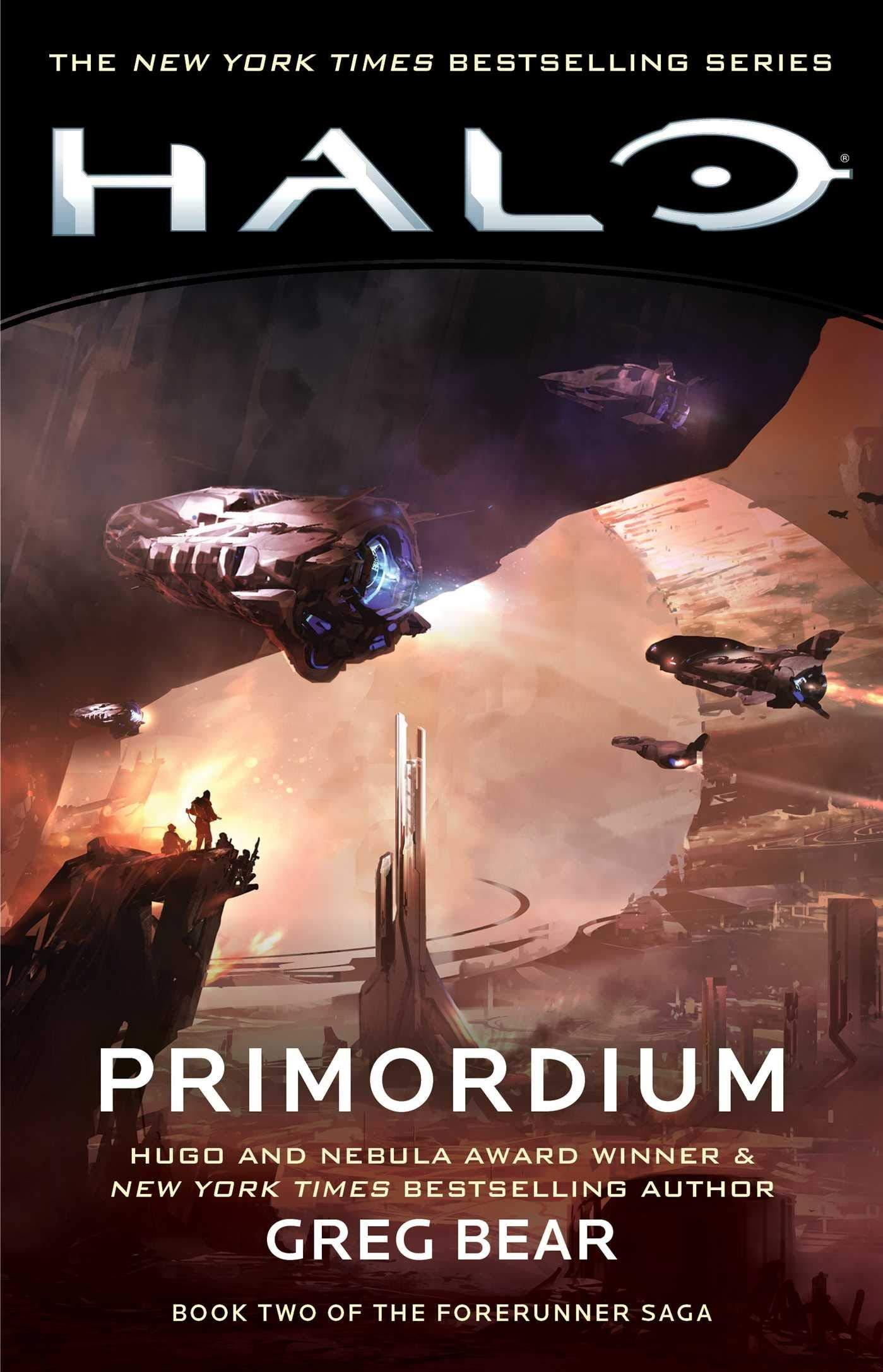 Halo: Primordium (Book Two of the Forerunner Saga)