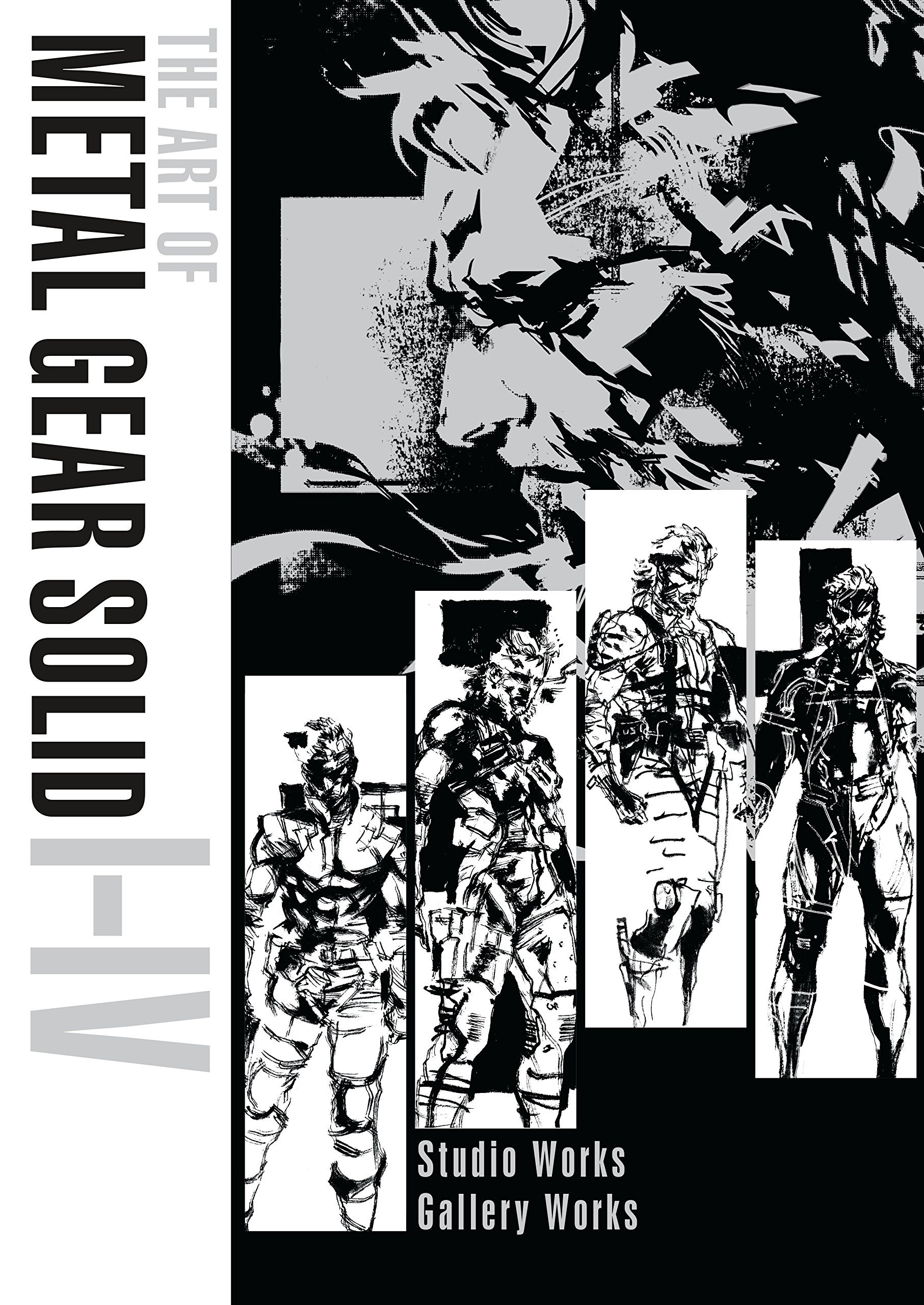 Metal Gear - The Art of Metal Gear Solid I-IV