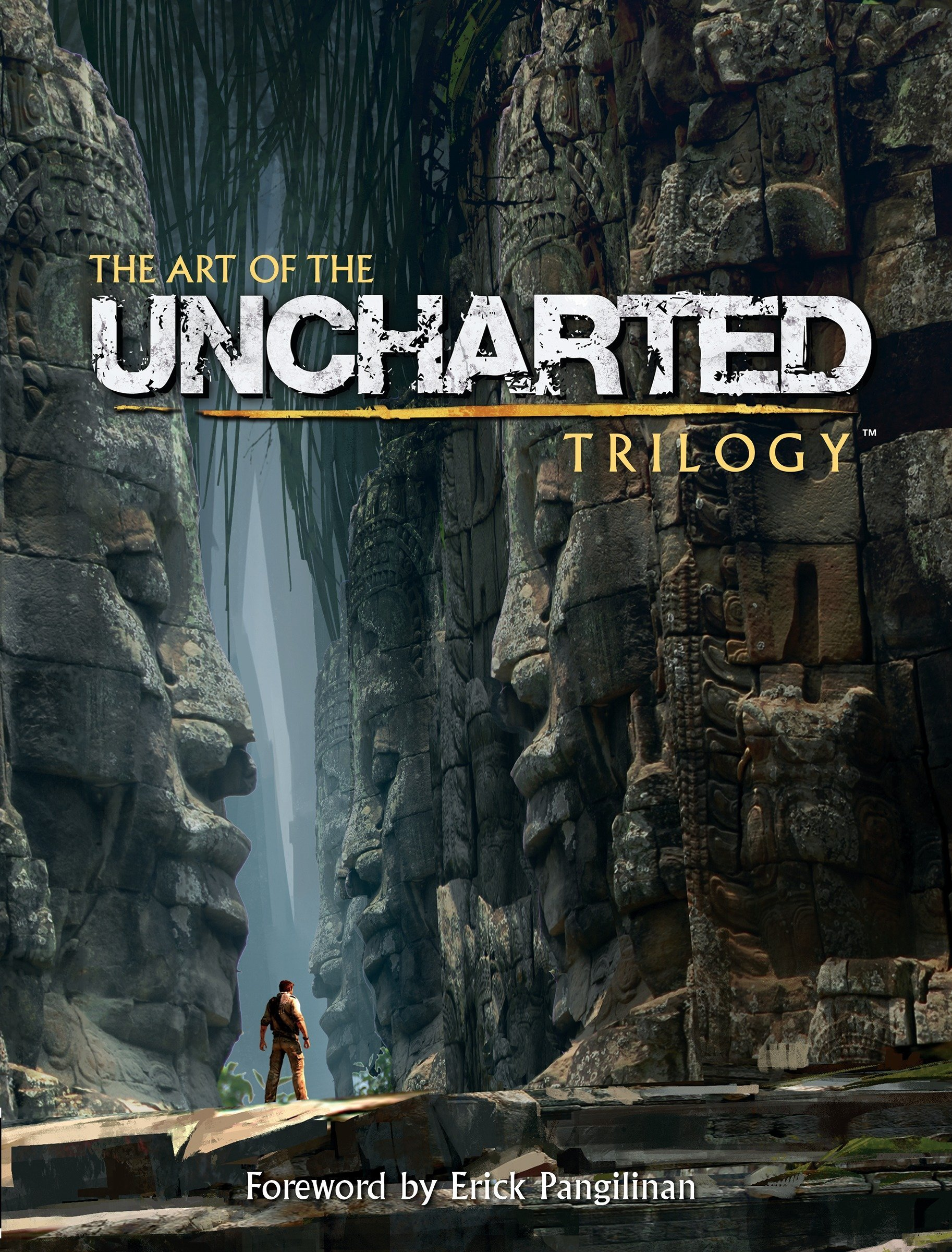 Uncharted - The Art of the Uncharted Trilogy