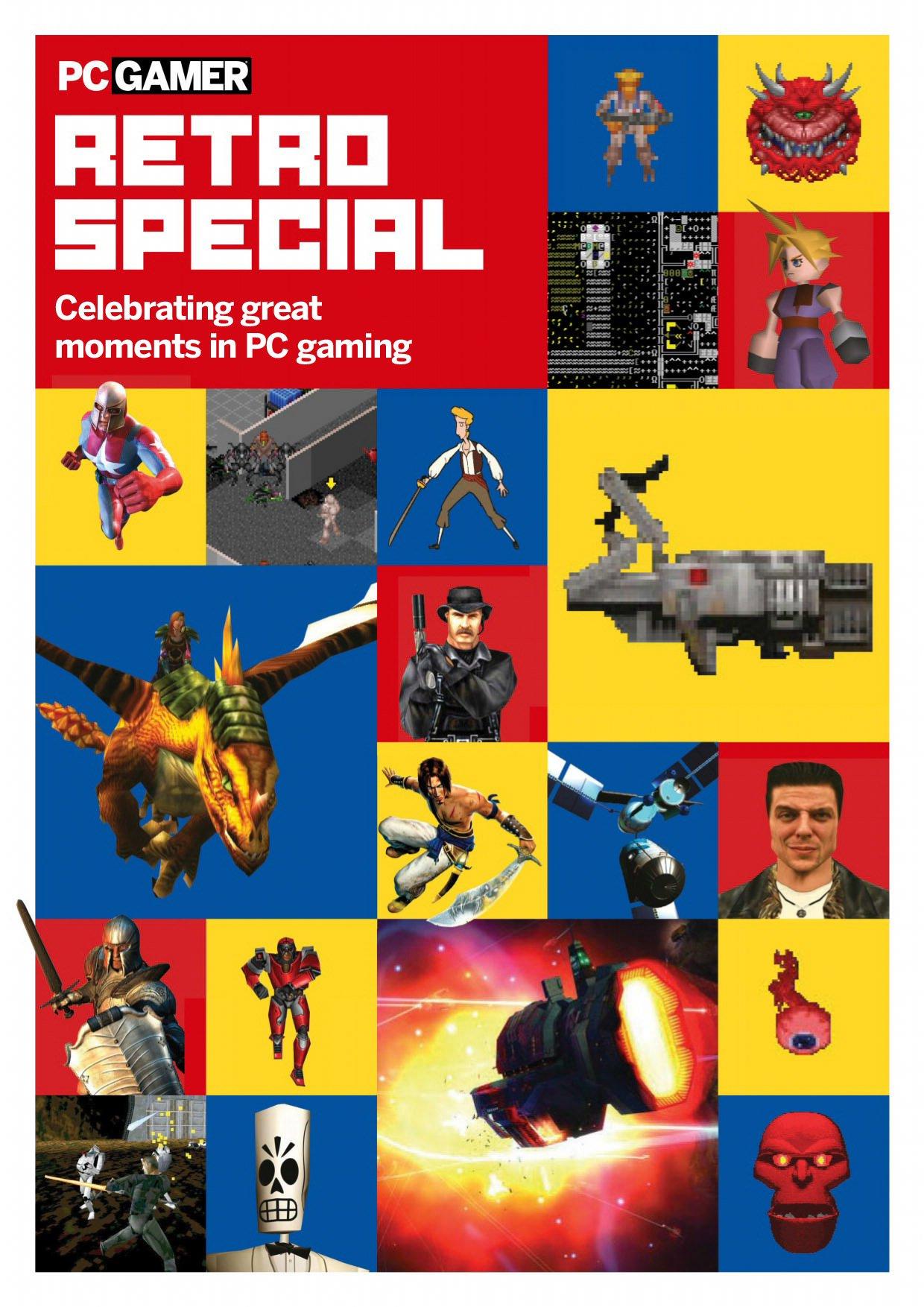 PC Gamer Retro Special