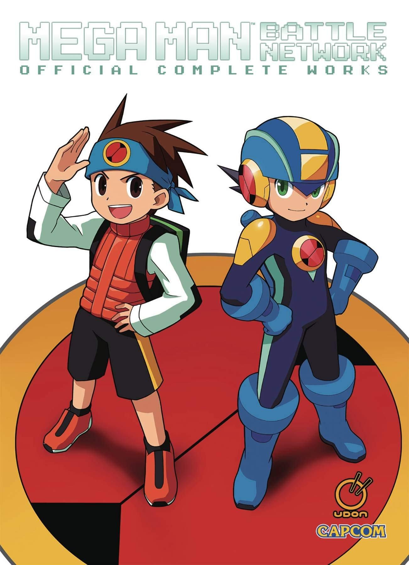 Mega Man Battle Network - Official Complete Works