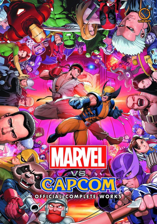 Marvel vs. Capcom - Official Complete Works