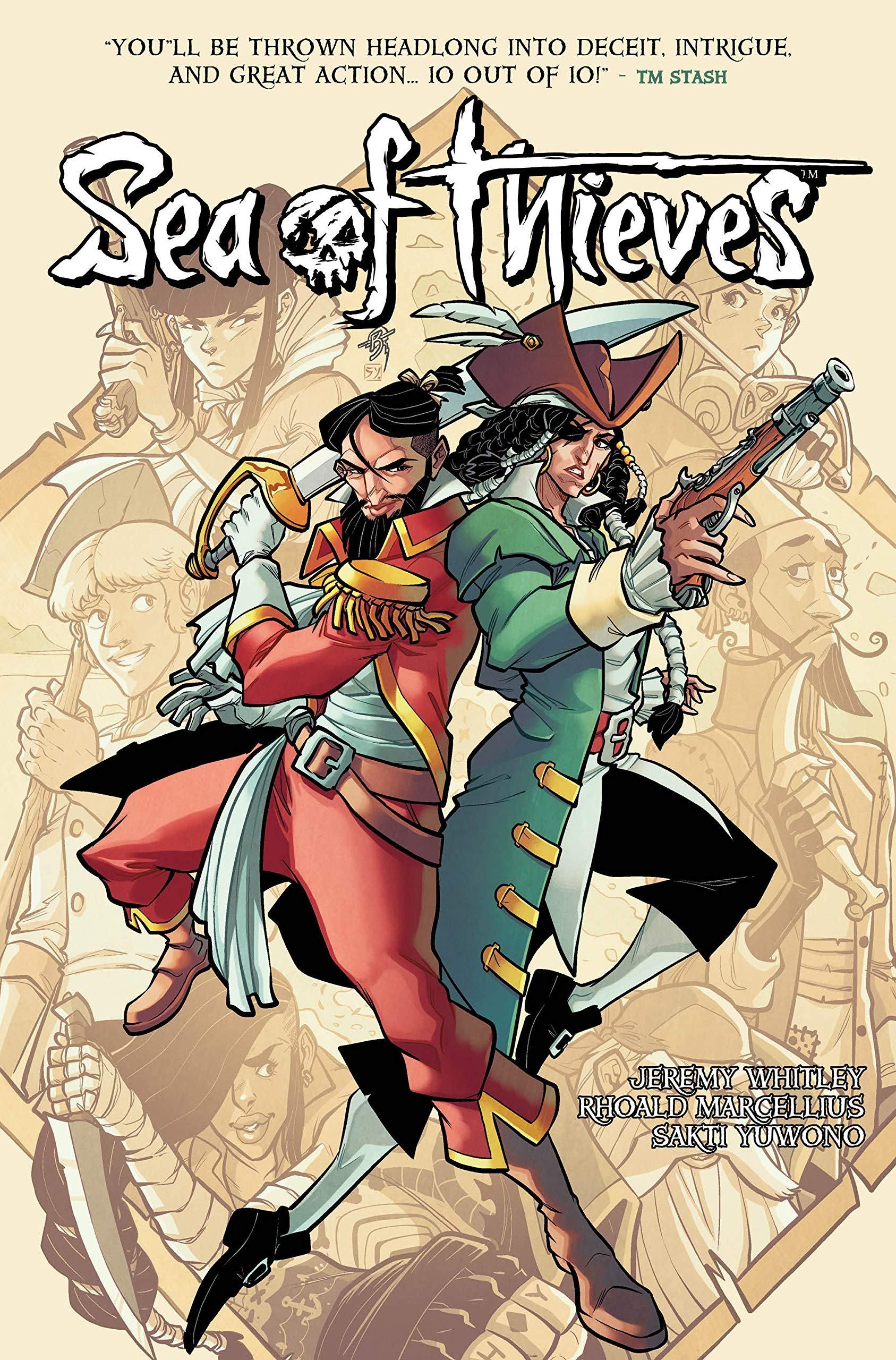 Sea of Thieves TPB