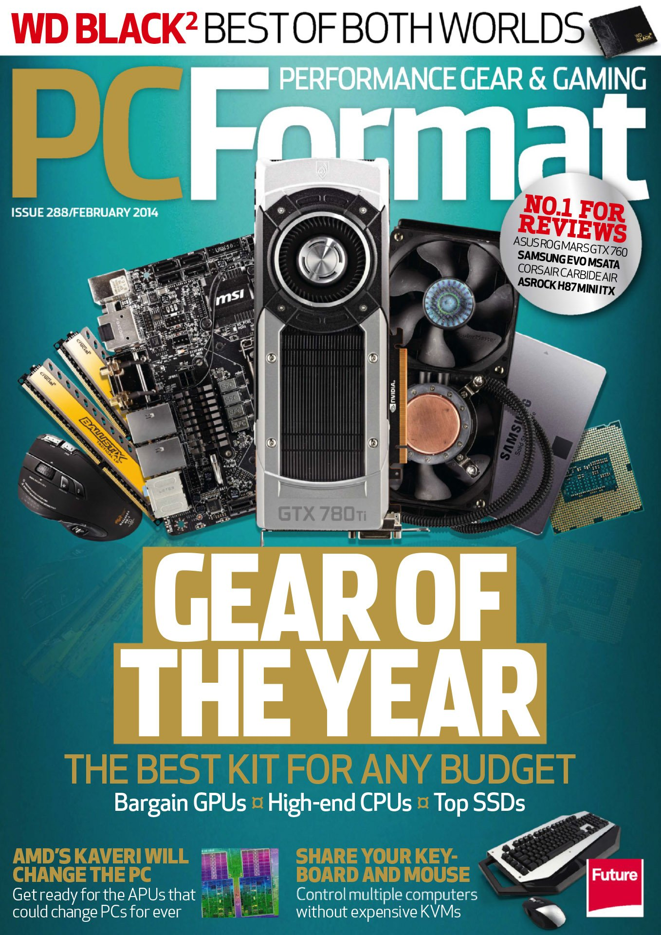PC Format Issue 288 (February 2014)