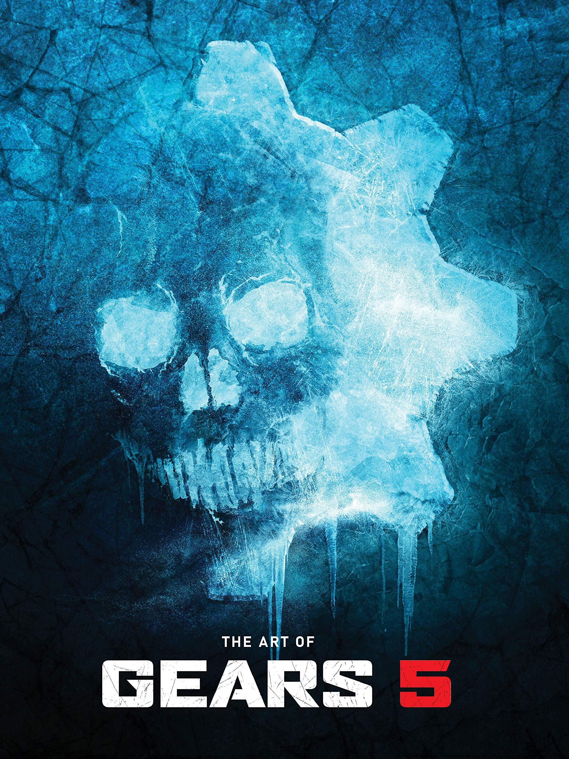 Gears of War - The Art of Gears 5