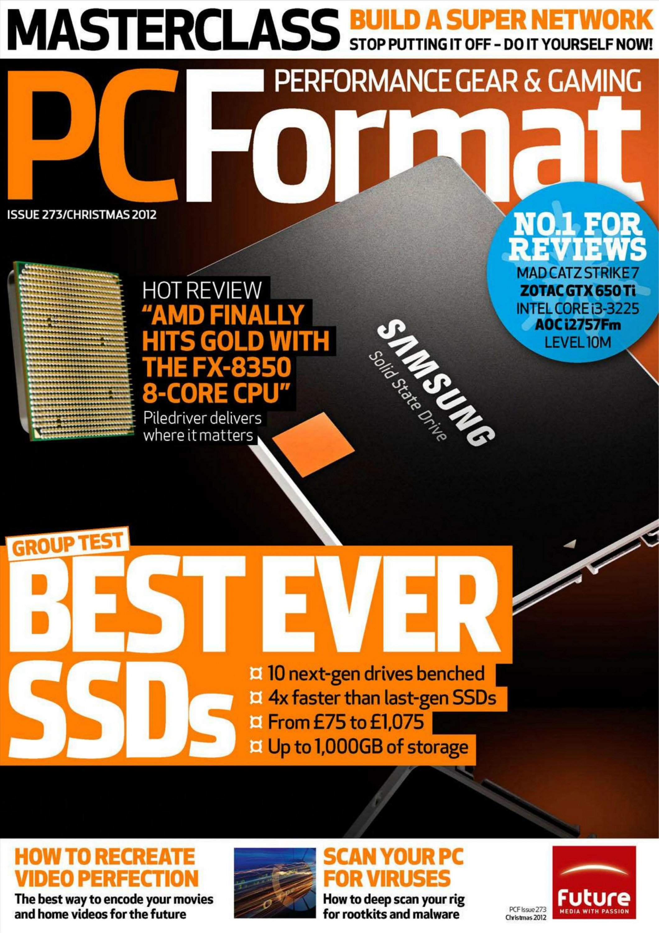 PC Format Issue 273 (Christmas 2012)