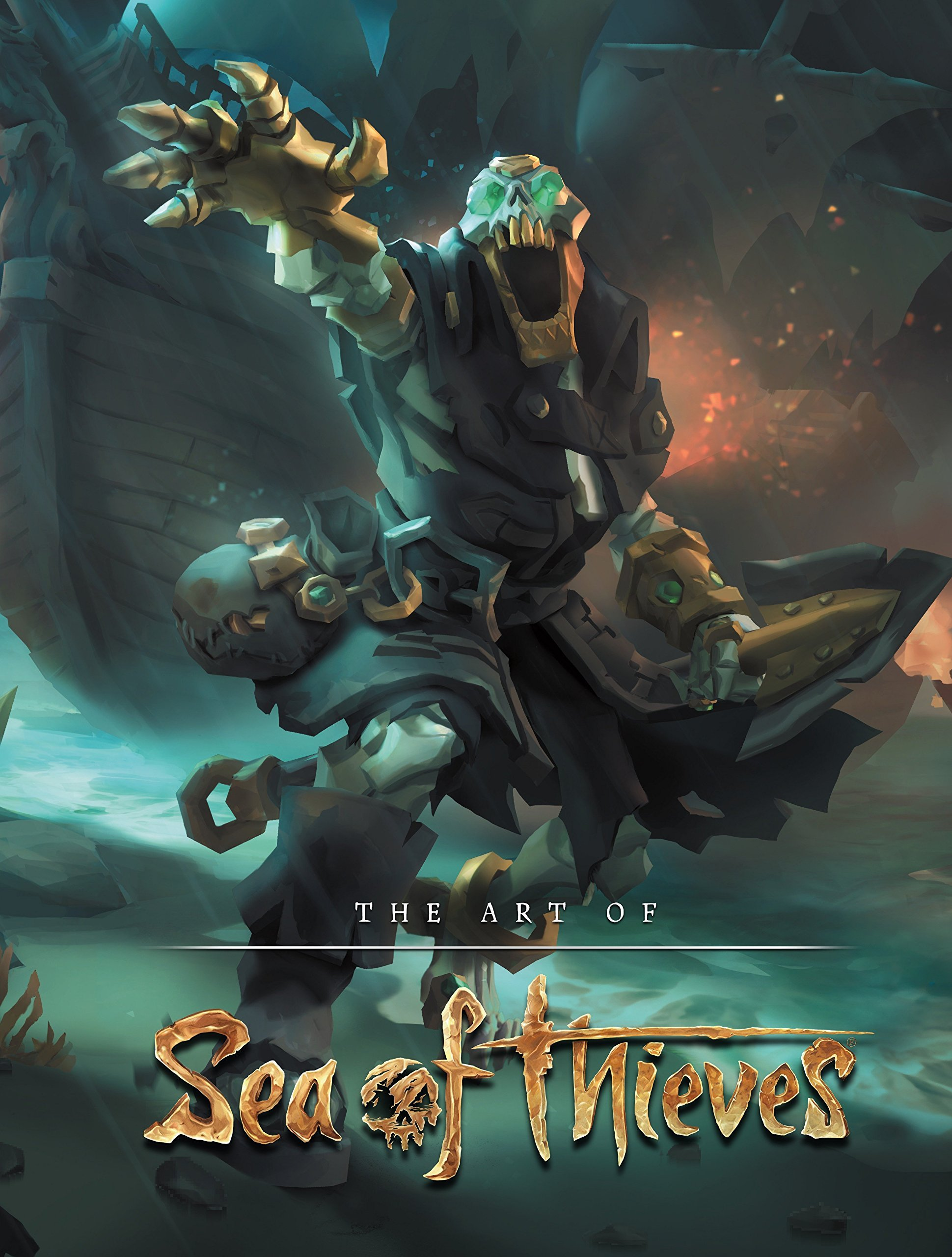 Sea of Thieves - The Art of Sea of Thieves