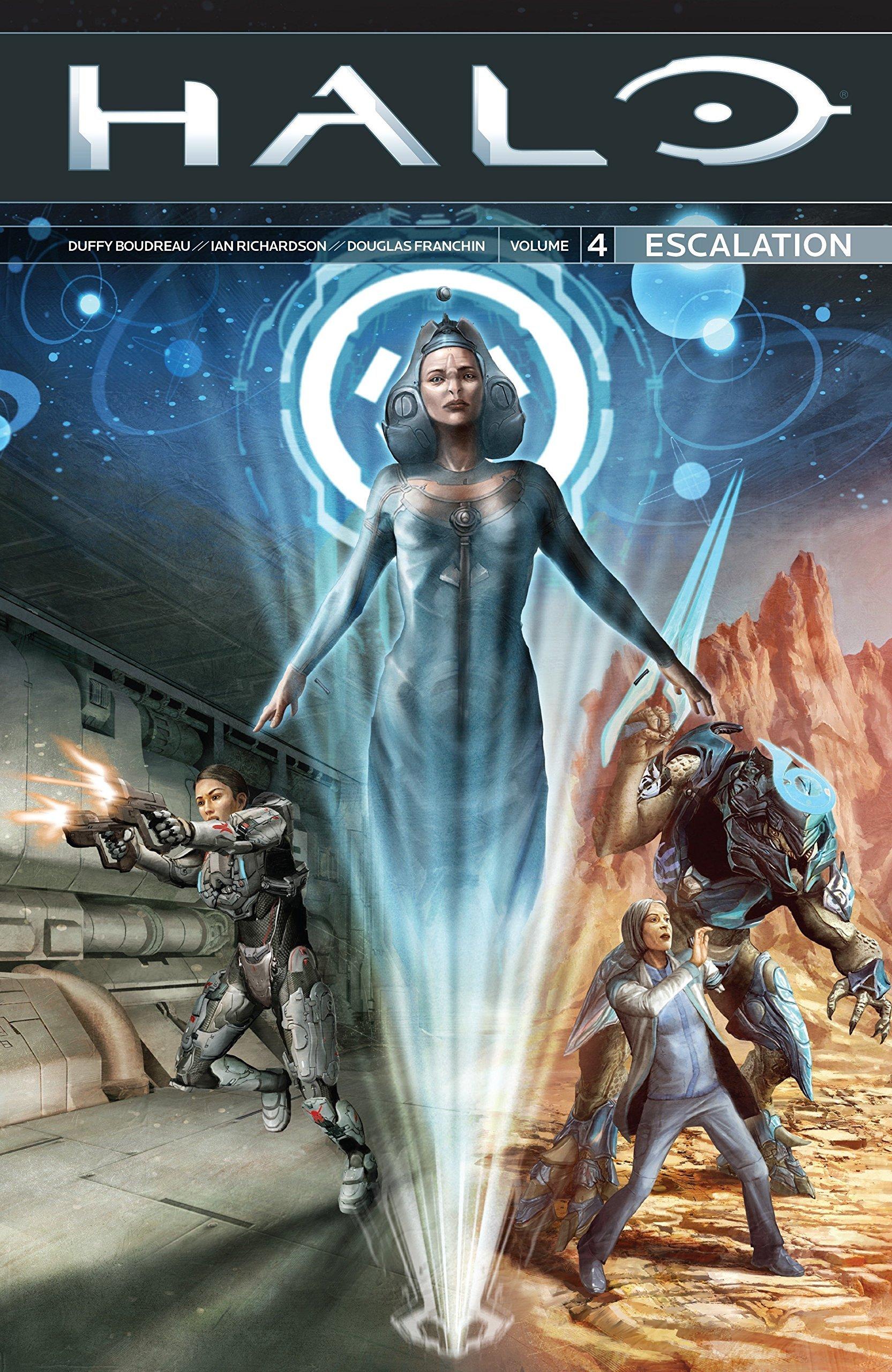 Halo - Escalation Volume 4 TPB