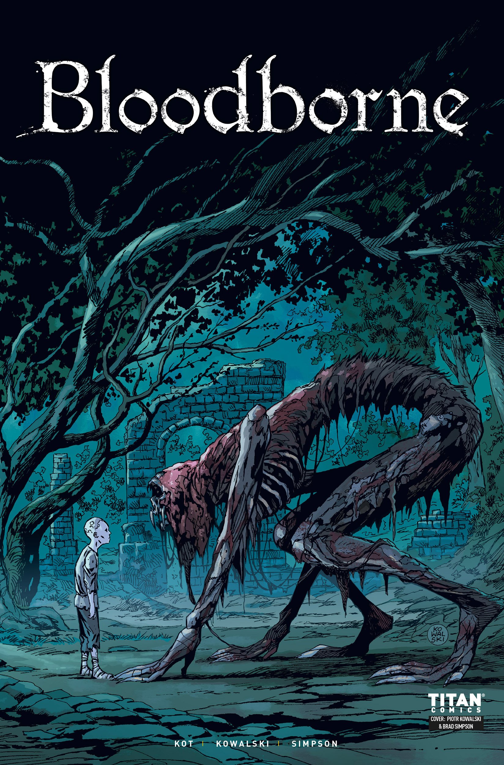 Bloodborne 003 (May 2018) (cover a)