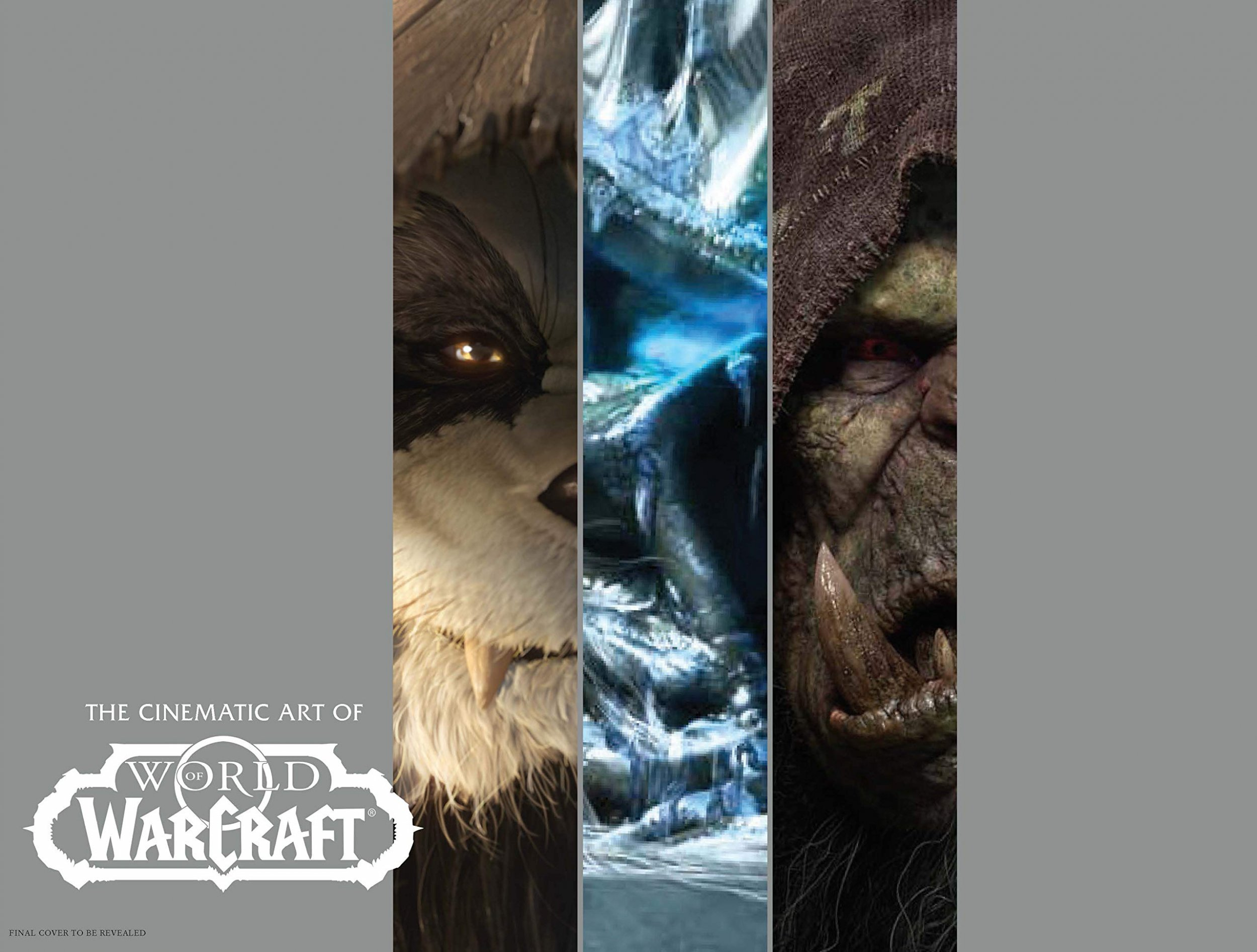 World of Warcraft - The Cinematic Art of World of Wartcraft