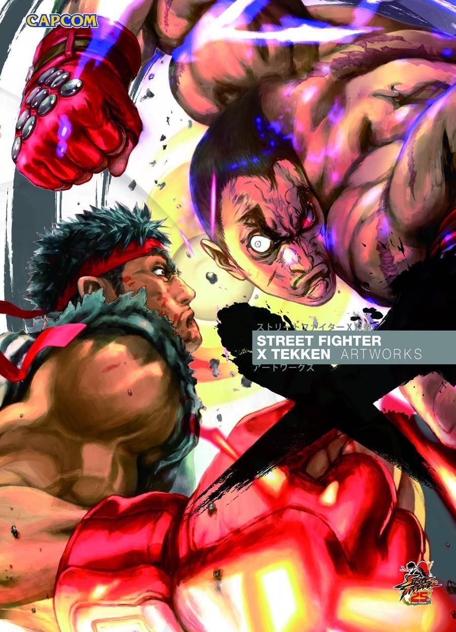 Street Fighter X Tekken - Artworks