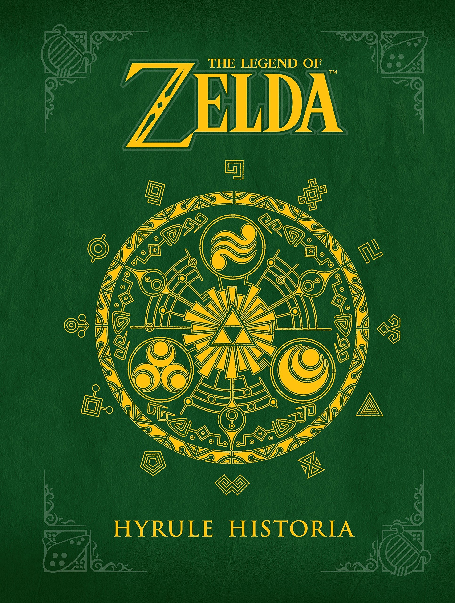 Legend of Zelda, The - Hyrule Historia