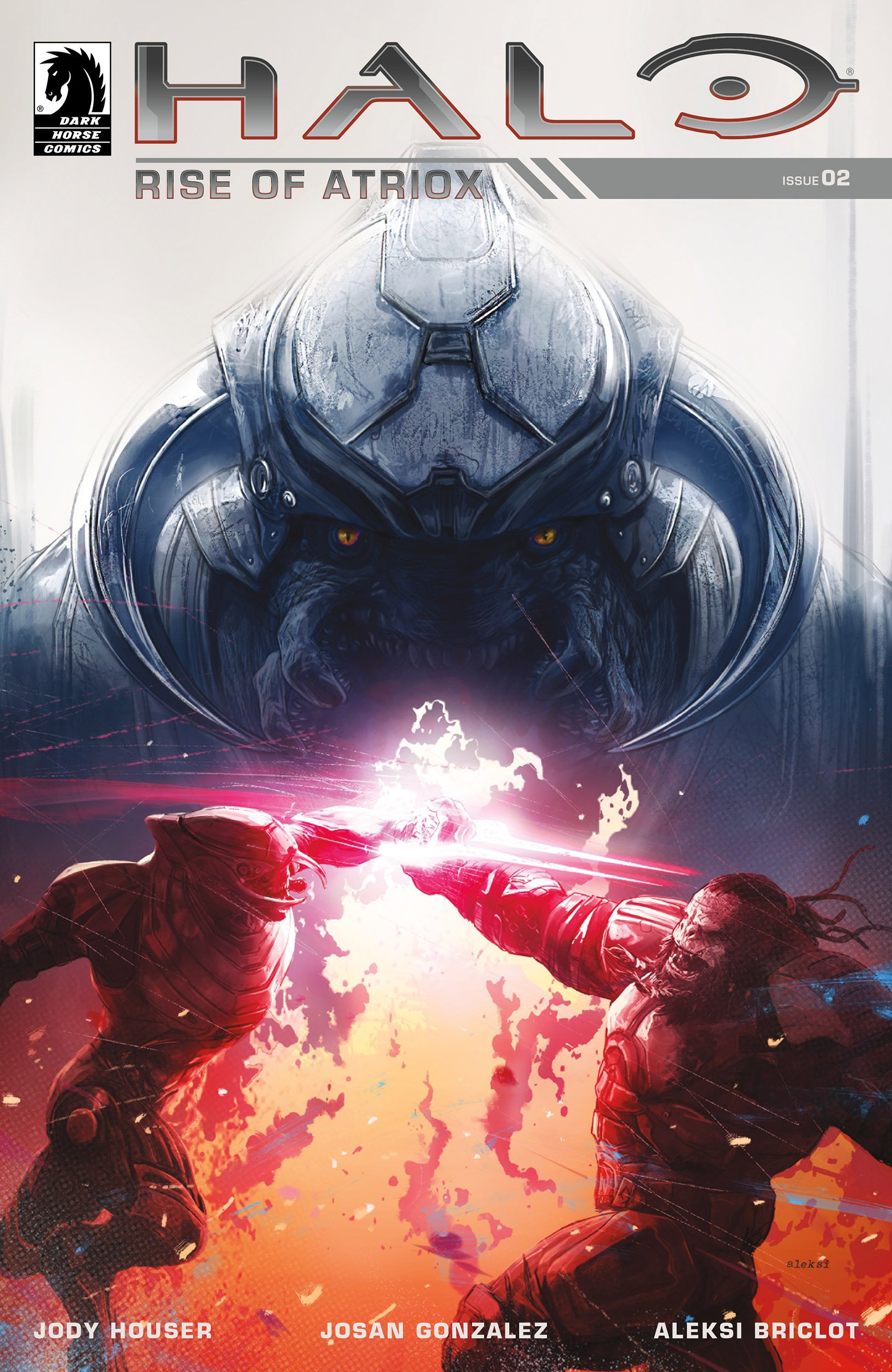 Halo - Rise of Atriox 002 (September 2017)