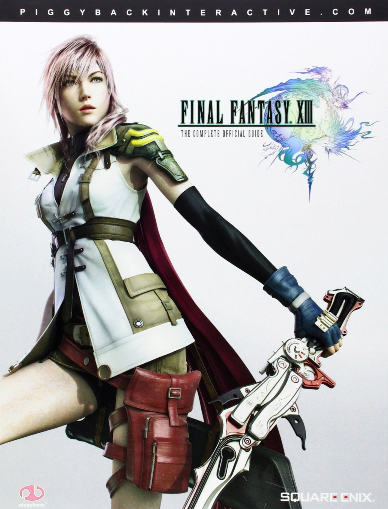 Final Fantasy XIII - The Complete Official Guide