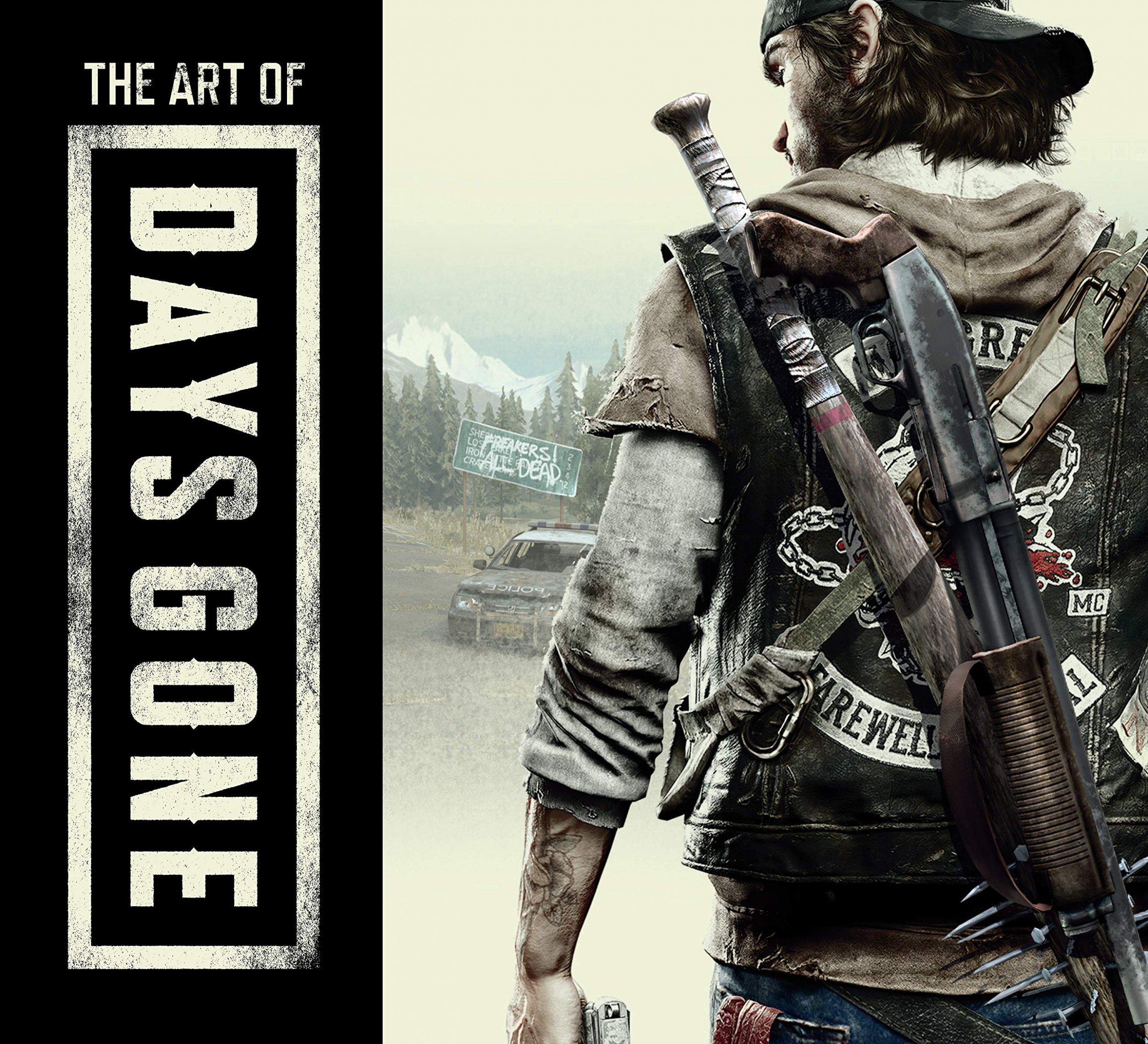 Days Gone - The Art of Days Gone