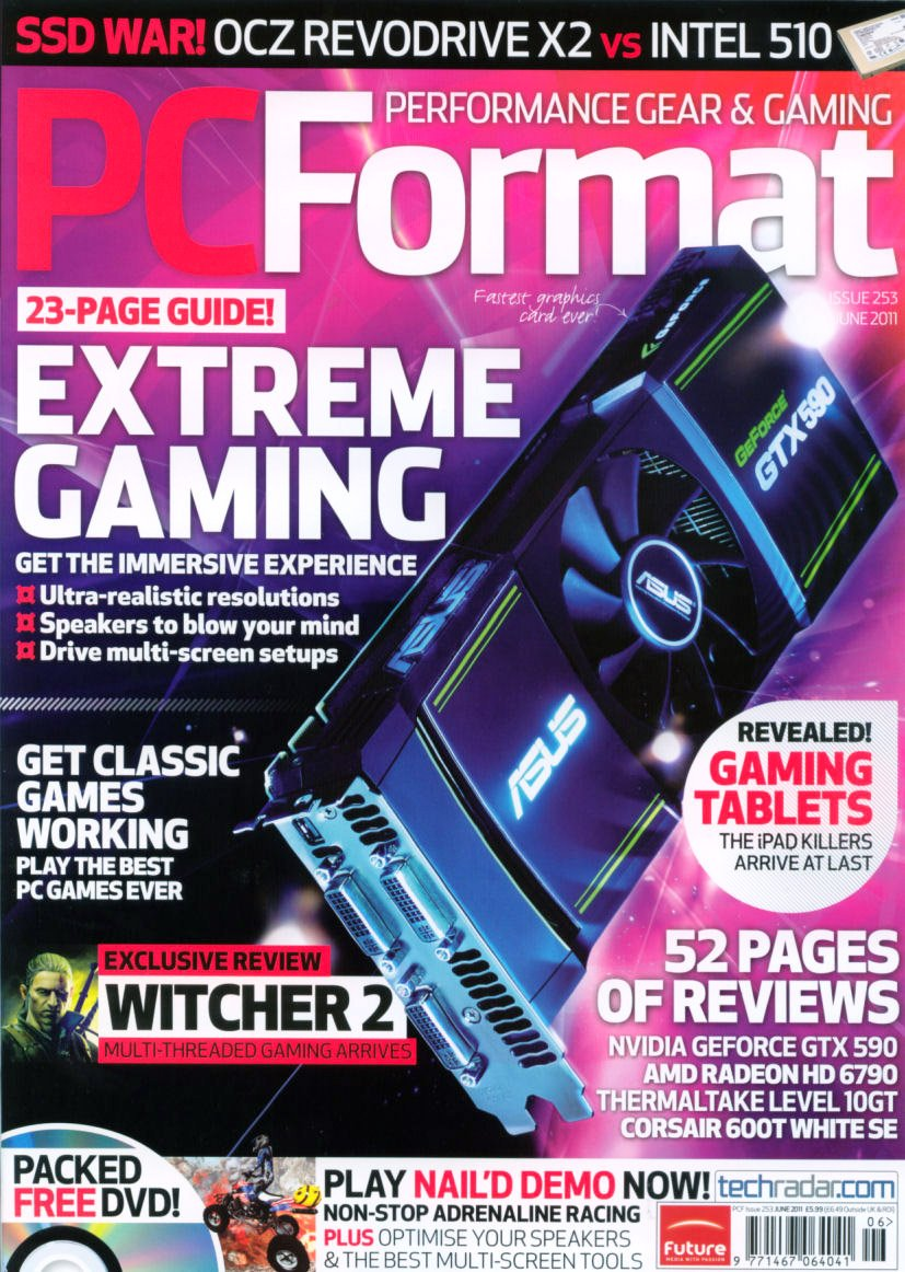 PC Format Issue 253 (June 2011)