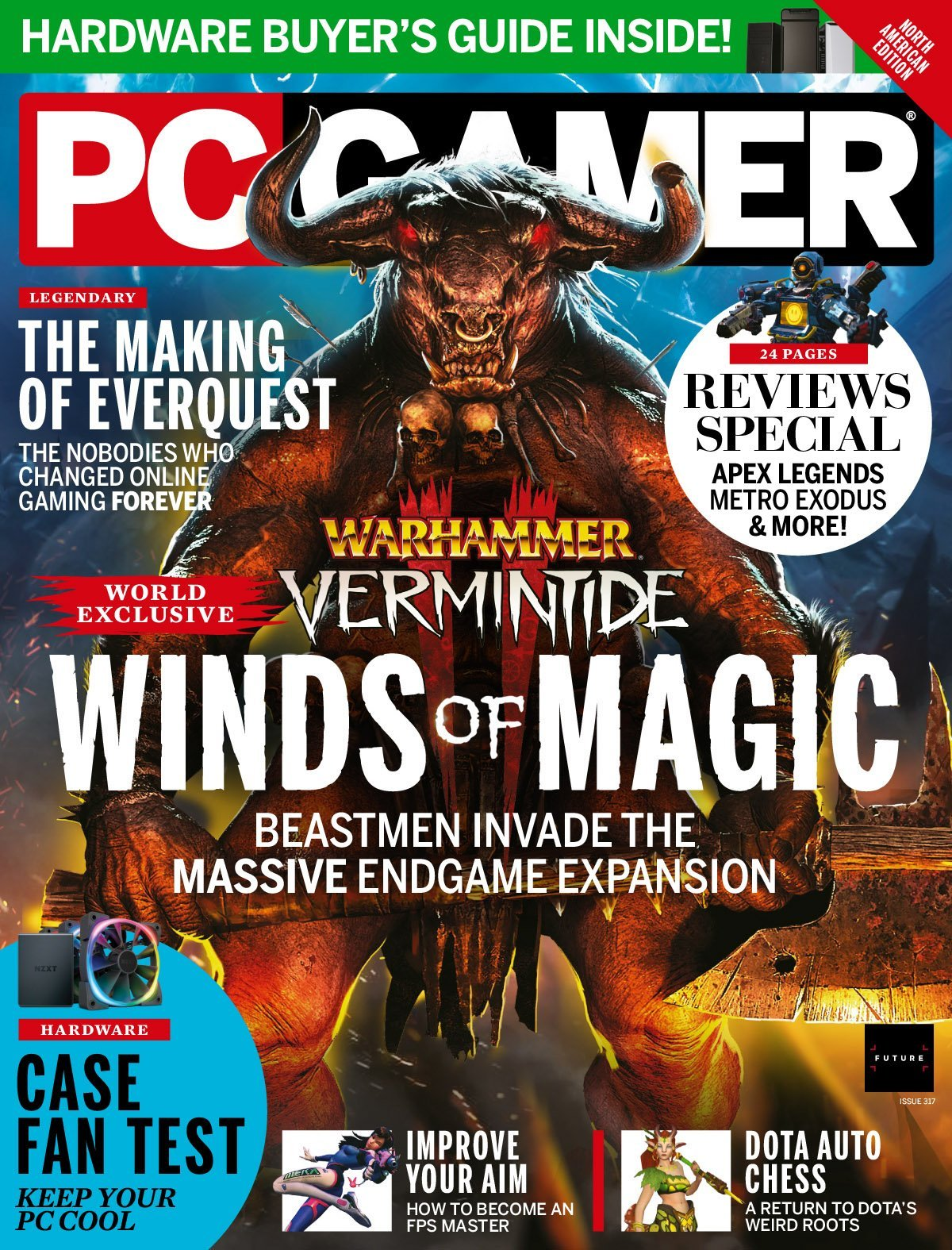PC Gamer Issue 317 (May 2019)