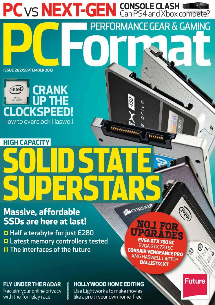 PC Format Issue 282 (September 2013)