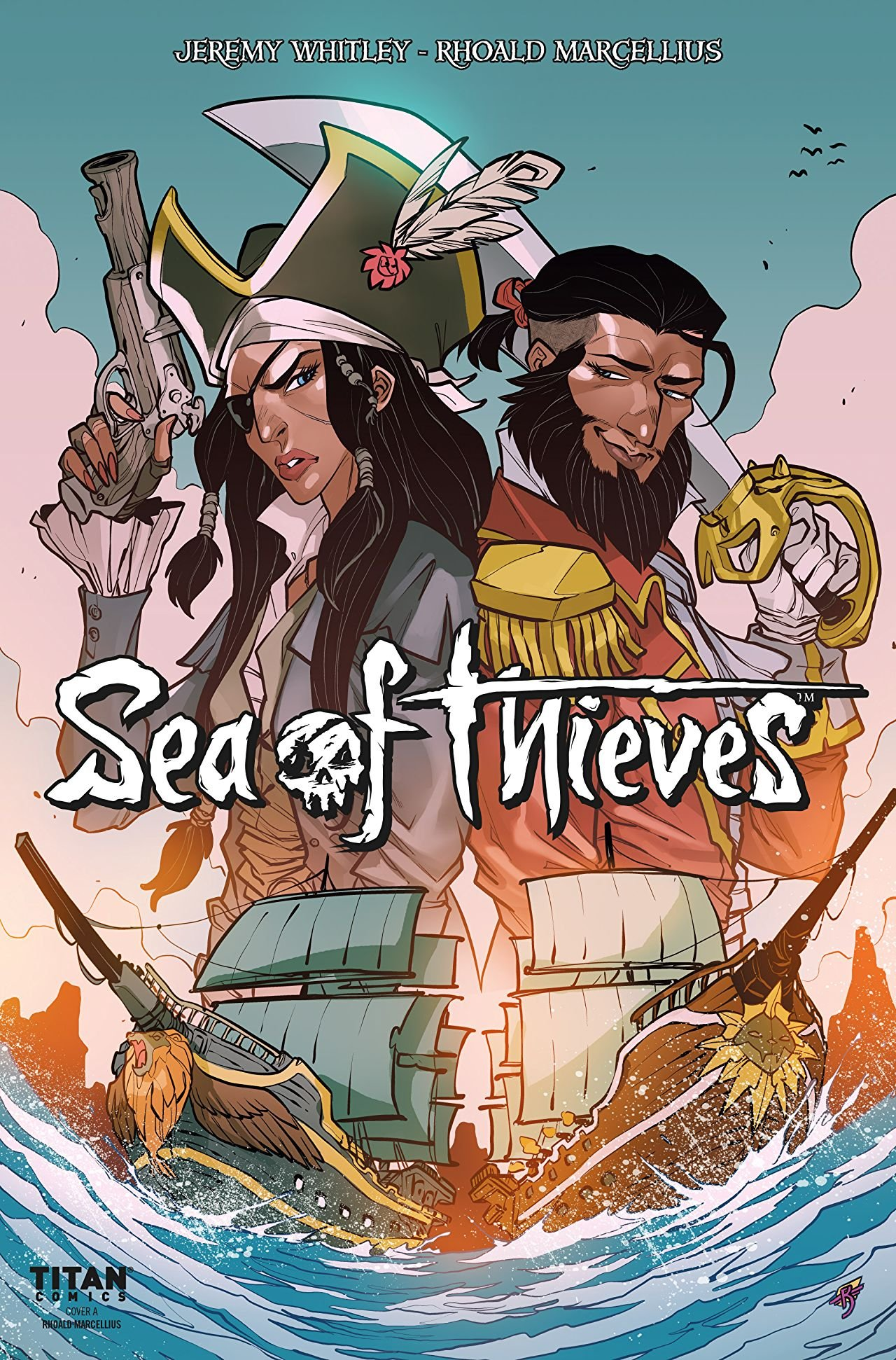 Sea of Thieves 02 (May 2018) (cover a)