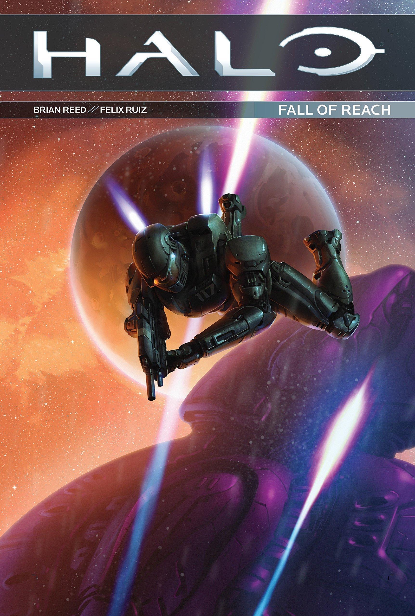 Halo - Fall of Reach TPB