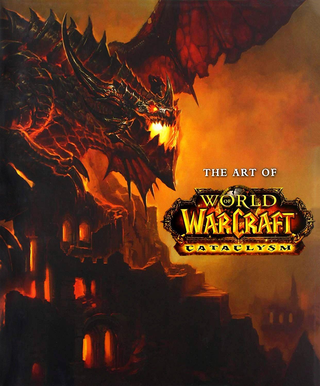 World of Warcraft - The Art of World of Warcraft Cataclysm
