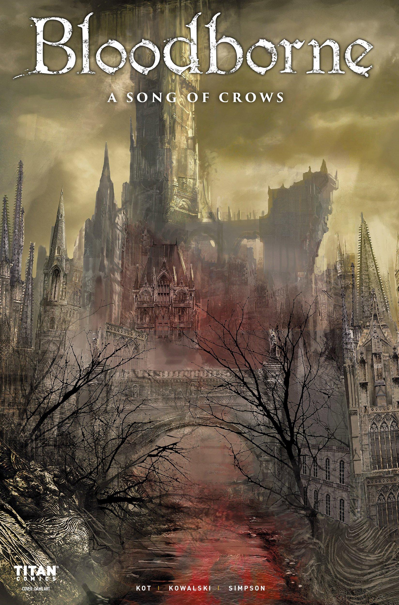 Bloodborne 012 (June 2019) (cover c)