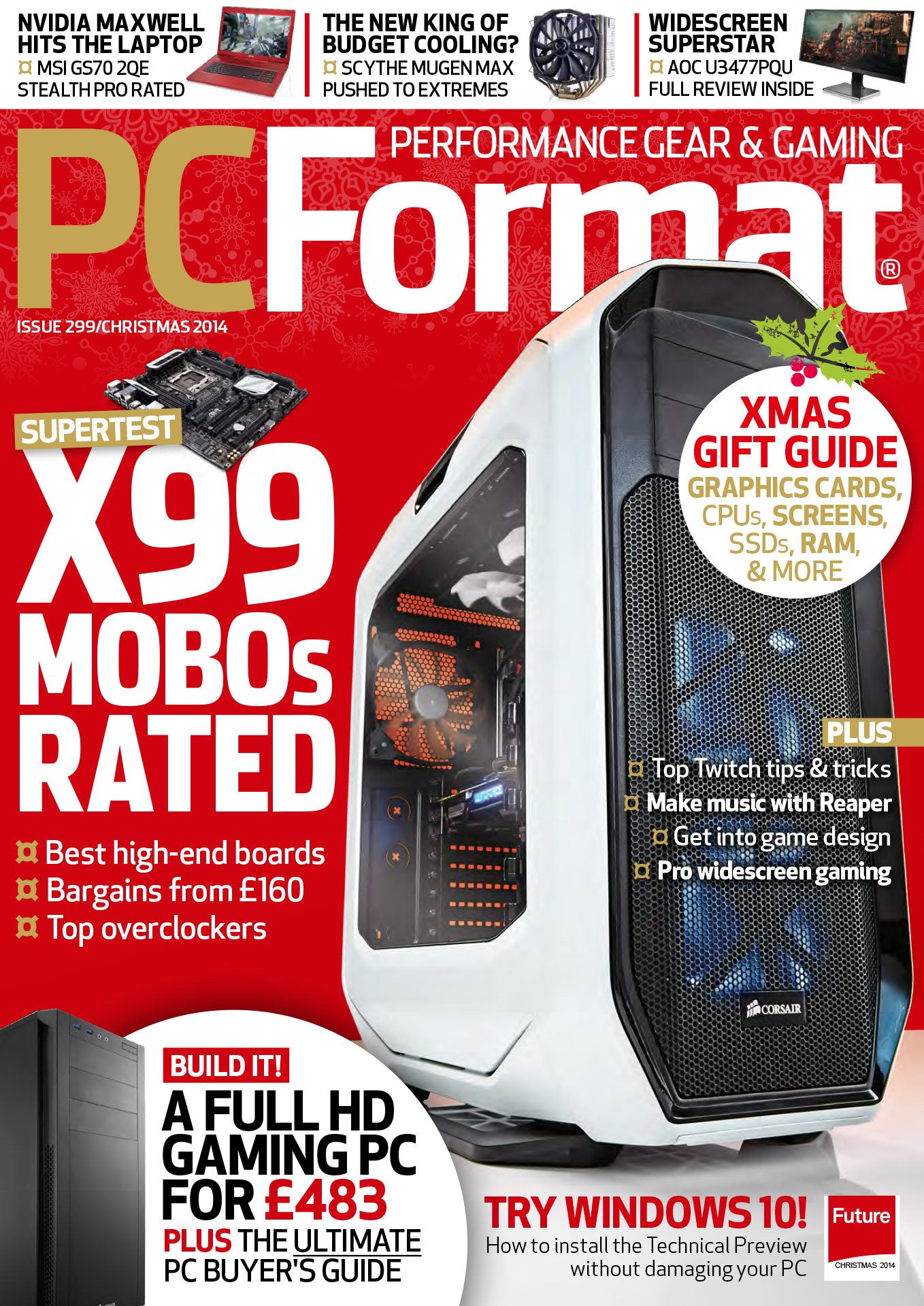 PC Format Issue 299 (Christmas 2014)