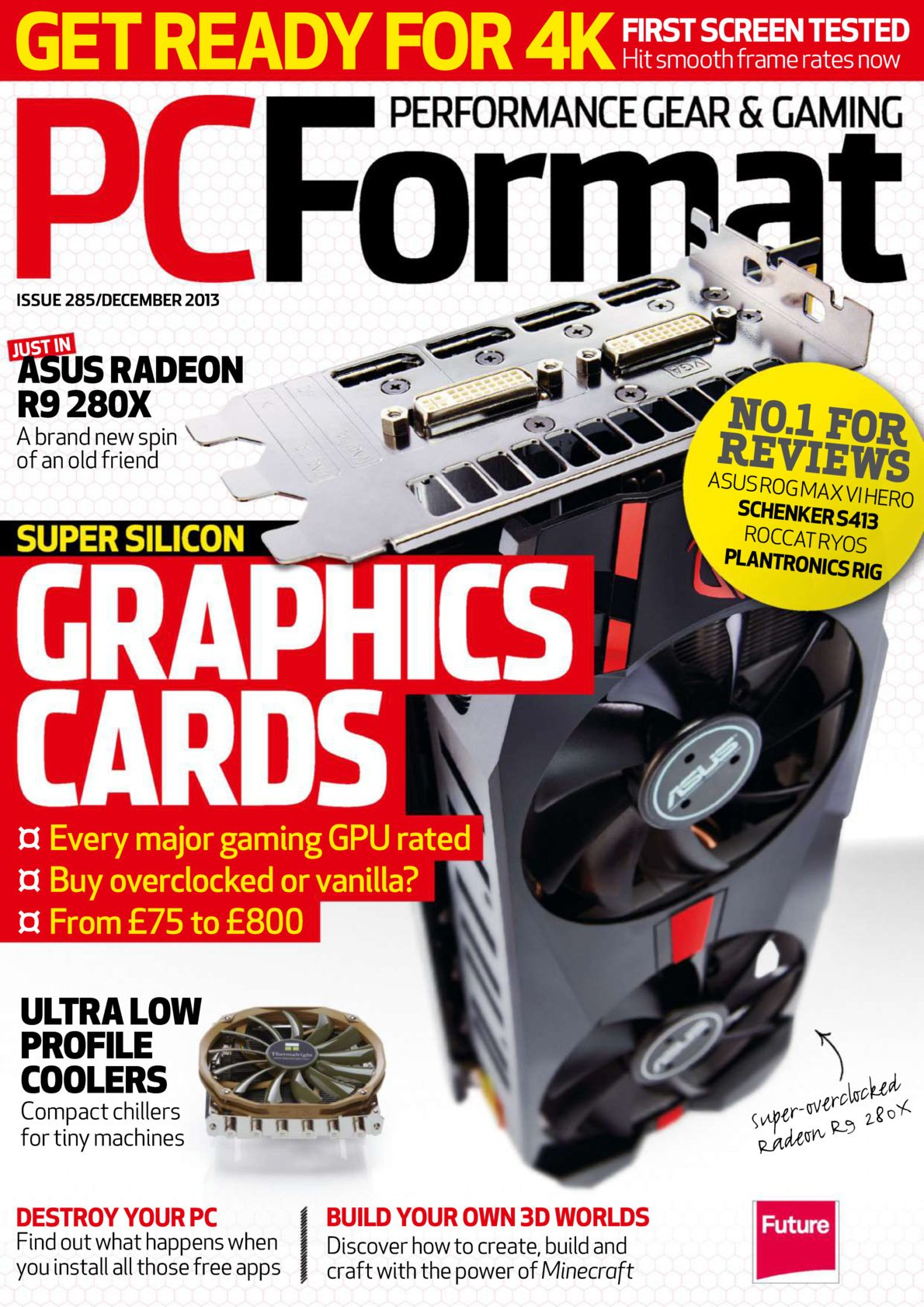 PC Format Issue 285 (December 2013)