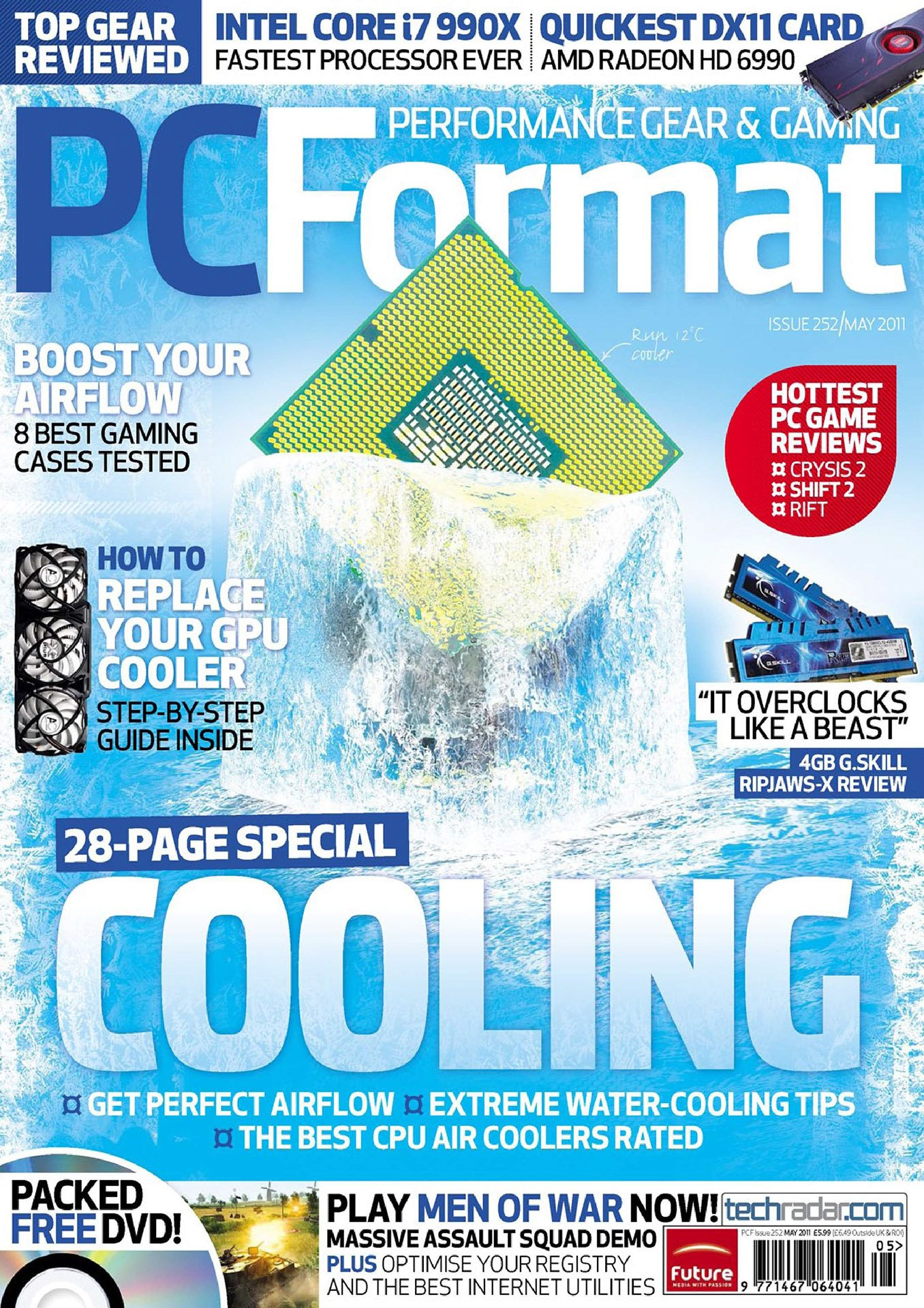 PC Format Issue 252 (May 2011)