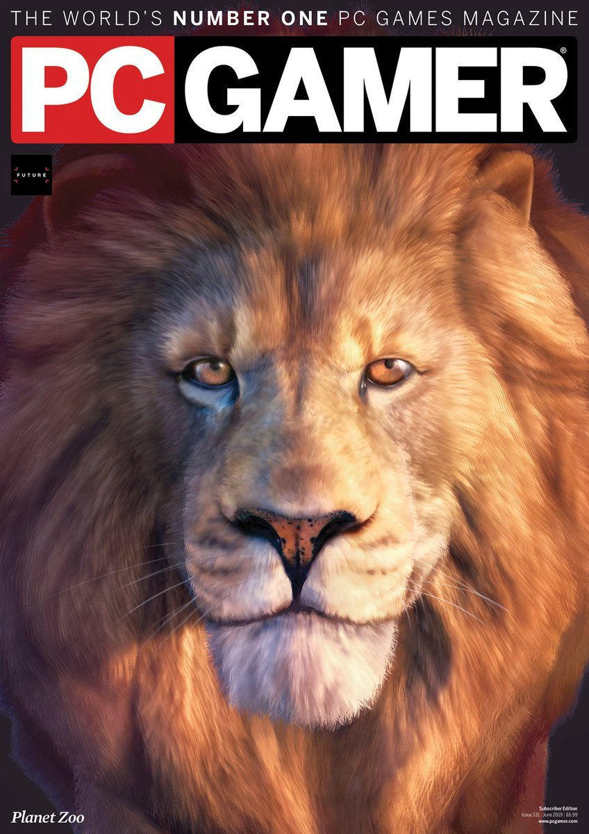 PC Gamer UK 331 (June 2019) (subscriber edition)
