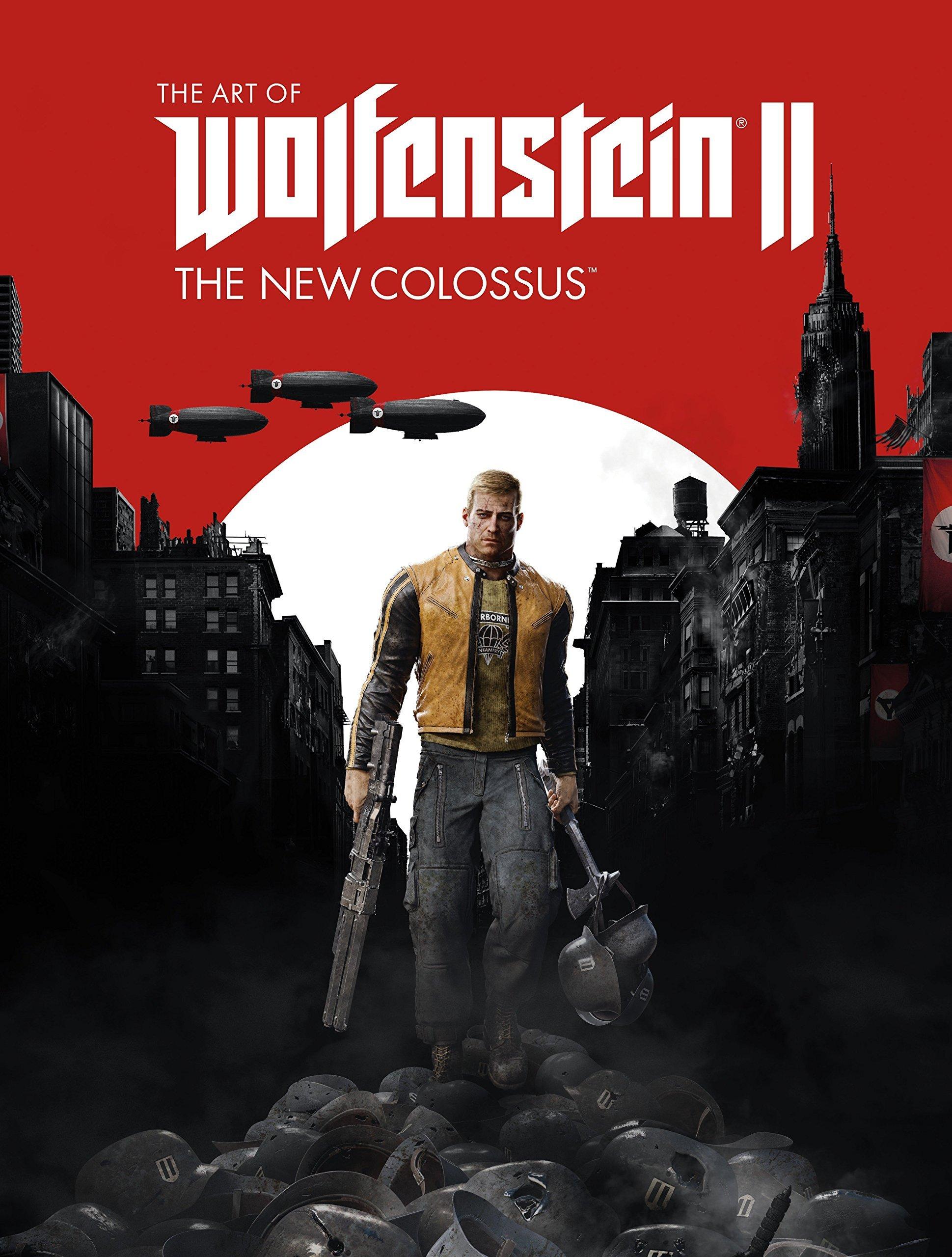 Wolfenstein - The Art of Wolfenstein II: The New Colossus