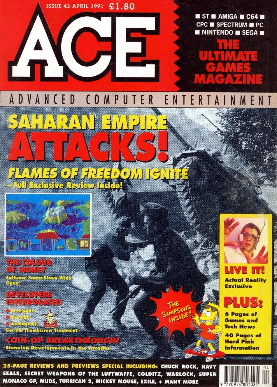 ACE 43 (April 1991)