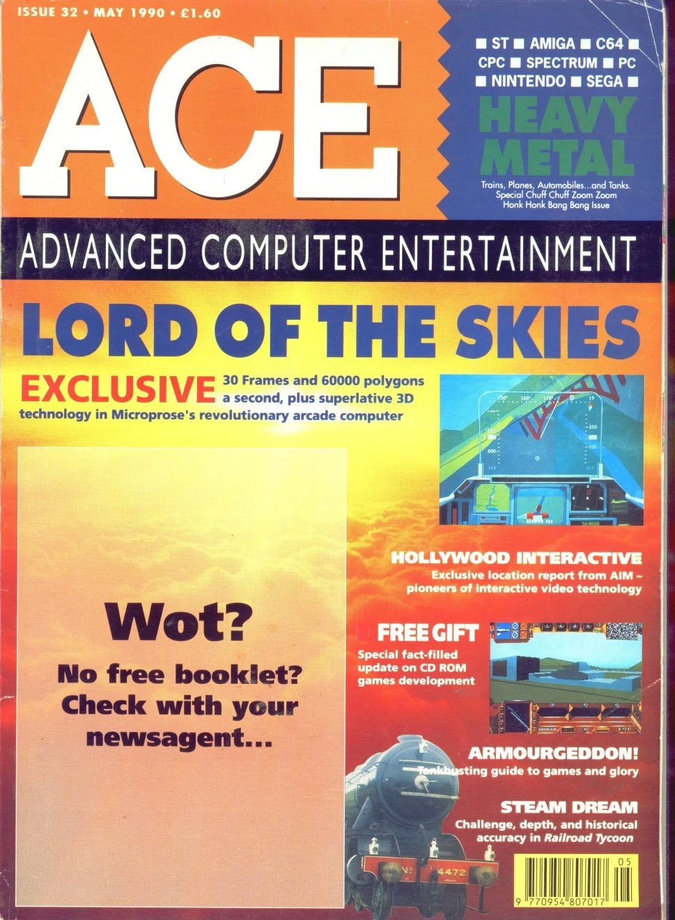 ACE 32 (May 1990)