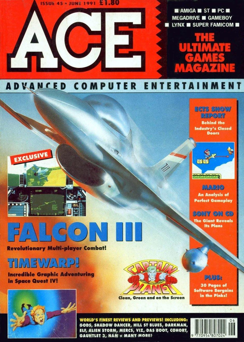 ACE 45 (June 1991)