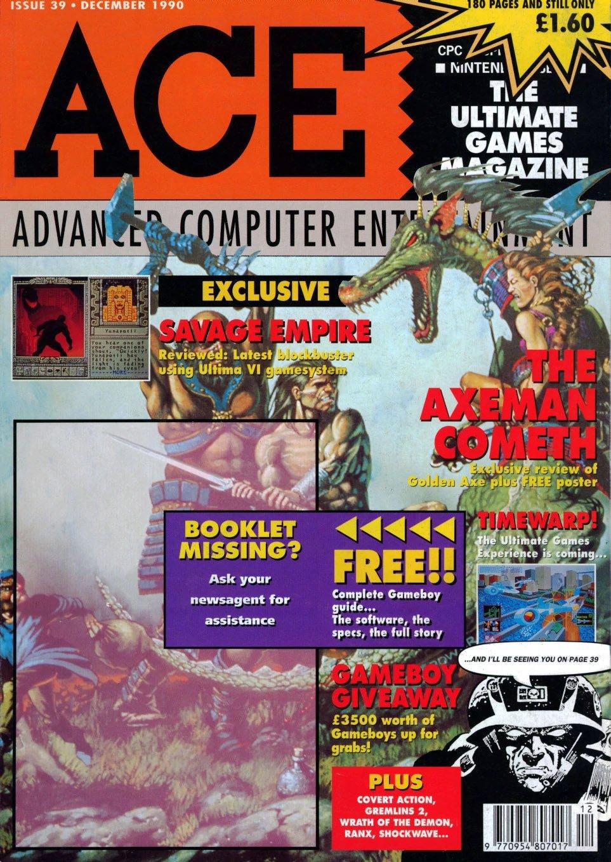 ACE 39 (December 1990)