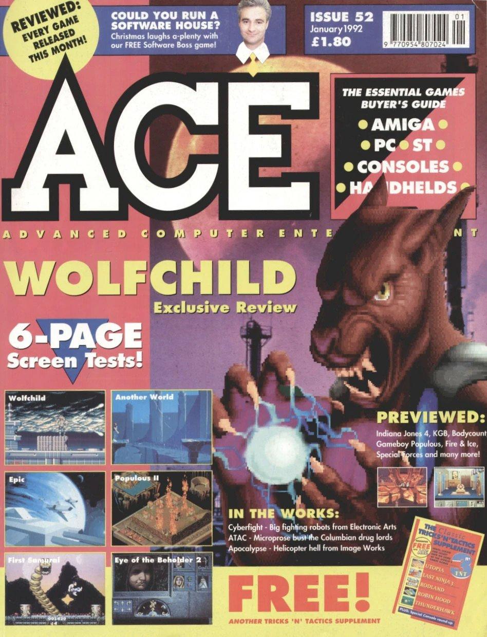 ACE 52 (January 1992)