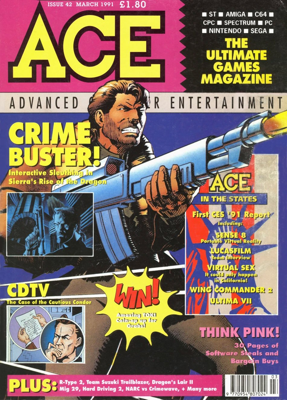 ACE 42 (March 1991)