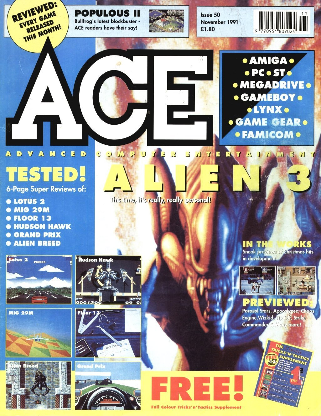 ACE 50 (November 1991)