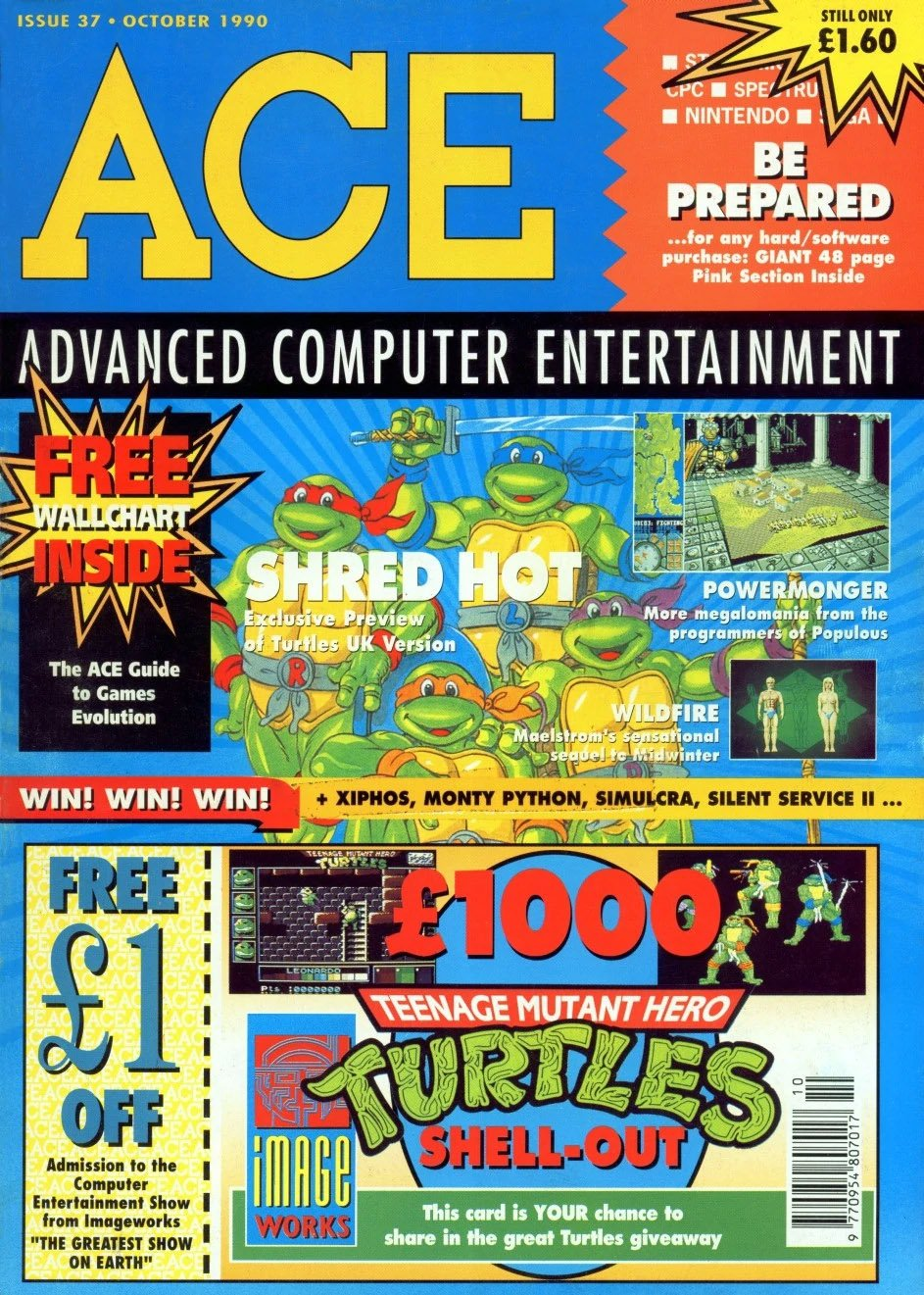 ACE 37 (October 1990)