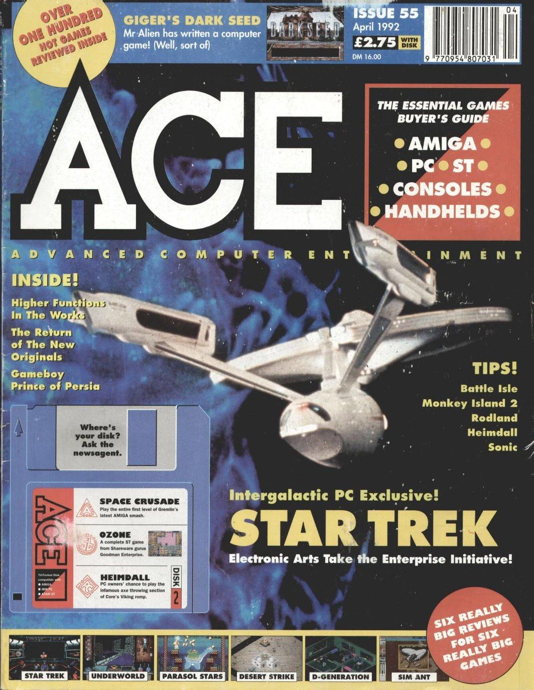 ACE 55 (April 1992)
